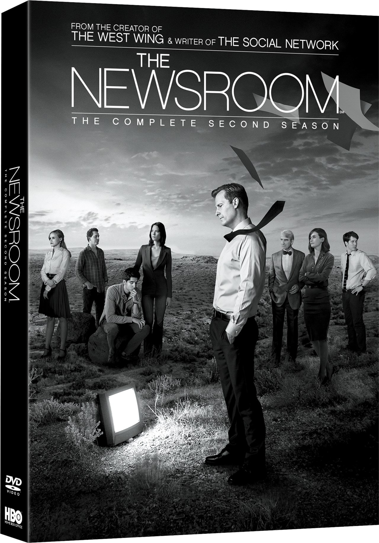 The Newsroom: THe Complete Second Season - 2