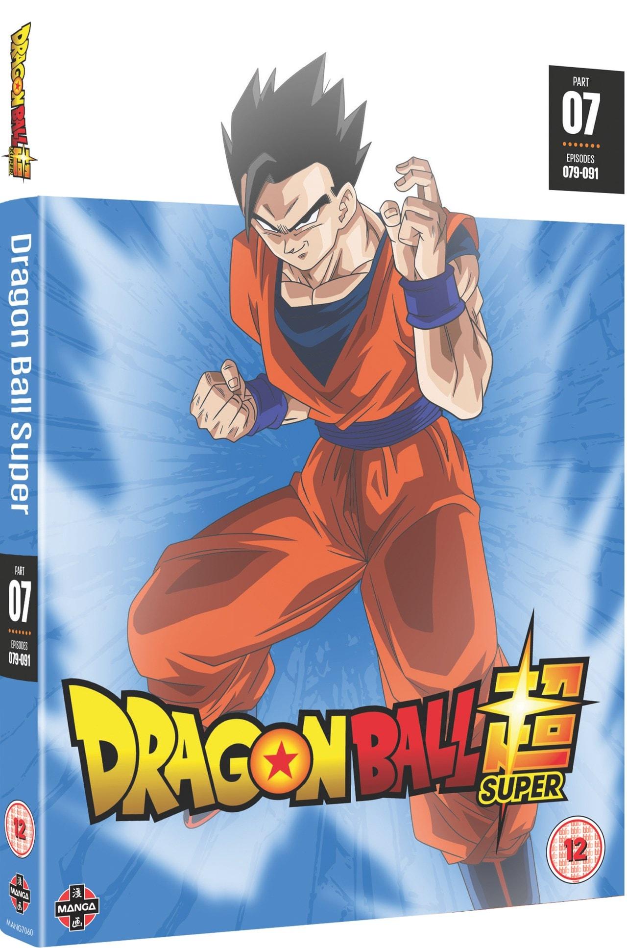 Dragon Ball Super: Part 7 - 2