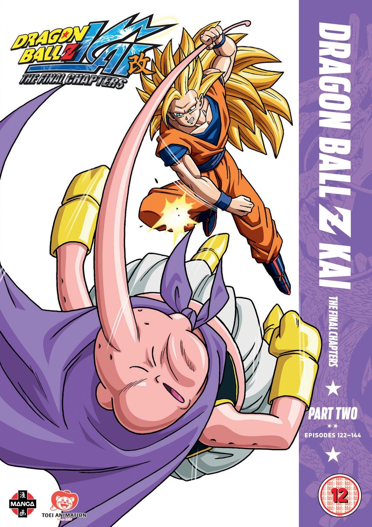 Dragon Ball Z KAI: Final Chapters - Part 2 - 1