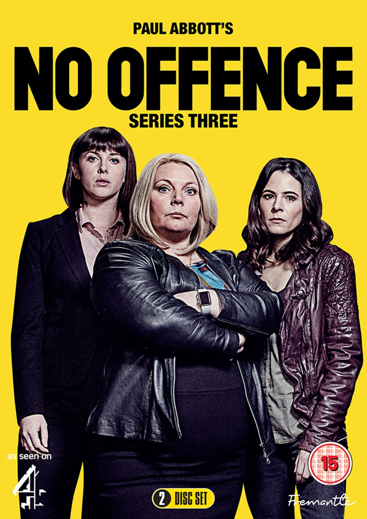 No Offence: Series 3 - 1