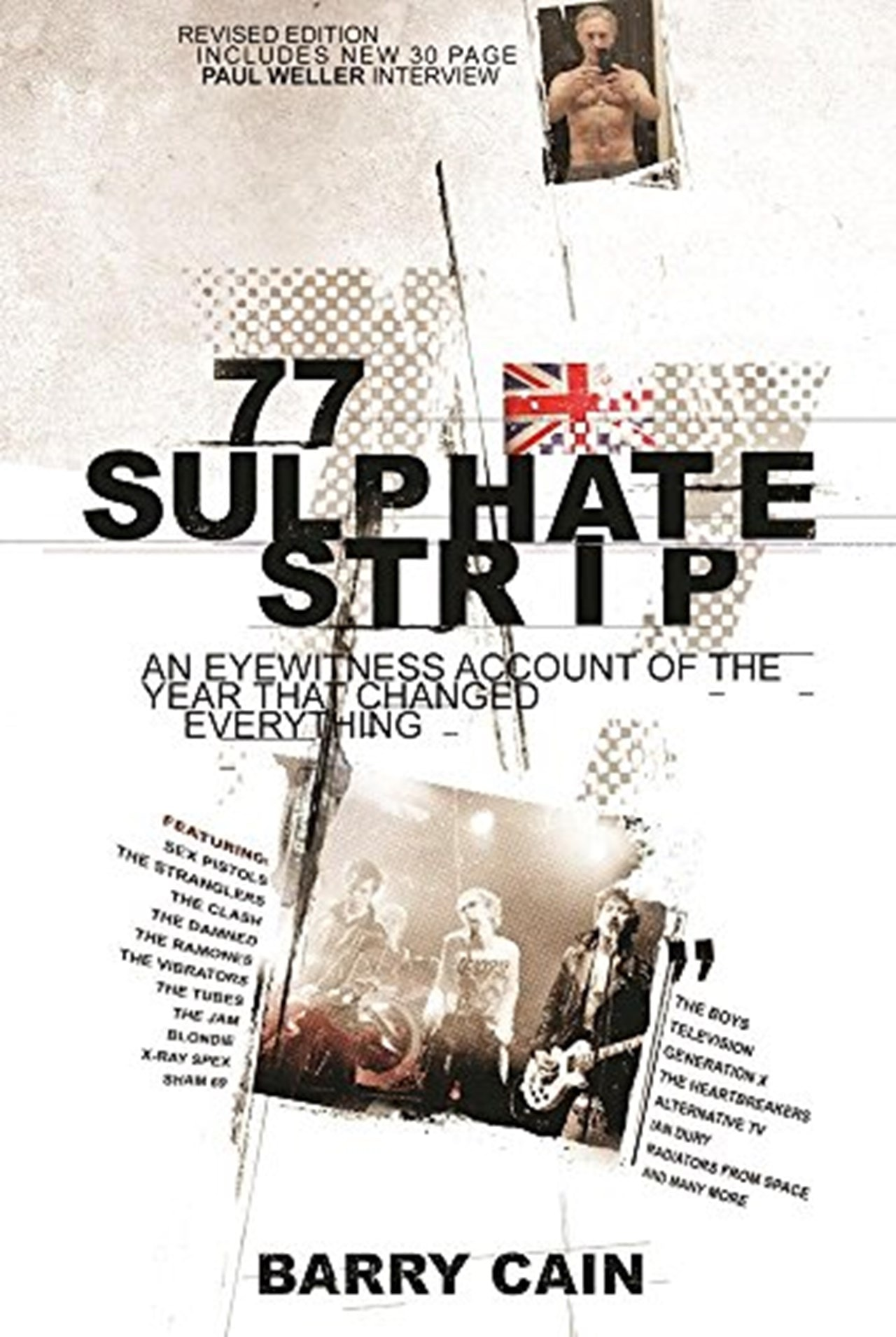 77 Sulphate Strip - 1