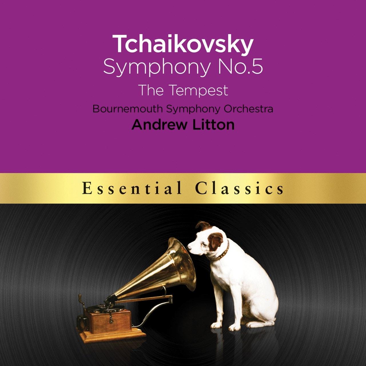 Tchaikovsky: Symphony No. 5/The Tempest - 1