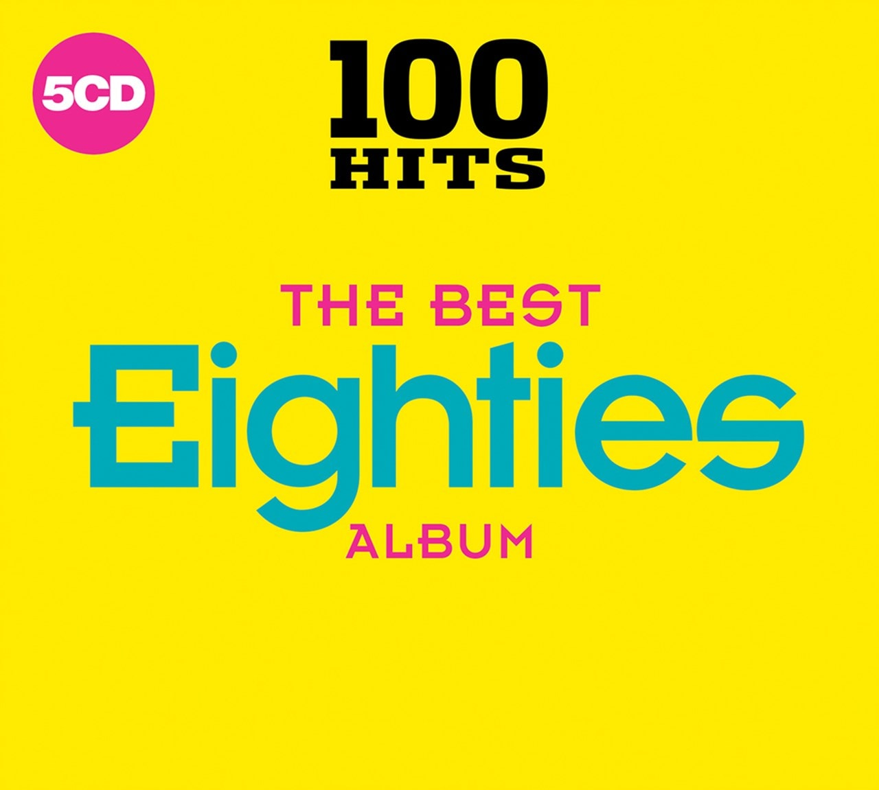 100 Hits: The Best Eighties Album - 1