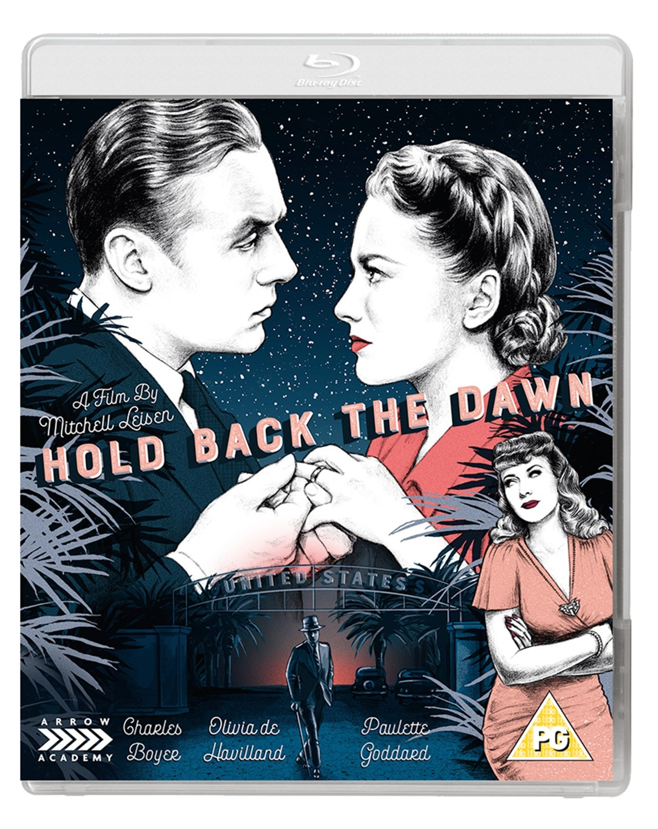 Hold Back the Dawn - 1