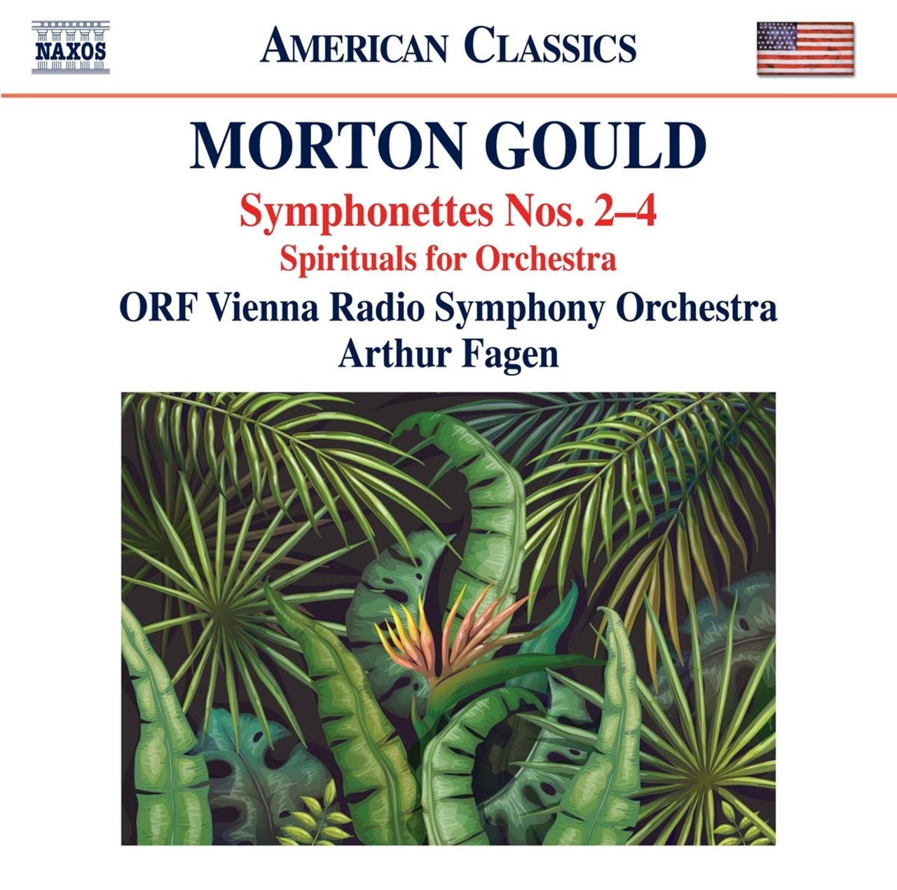 Morton Gould: Symphonies Nos. 2-4 - 1