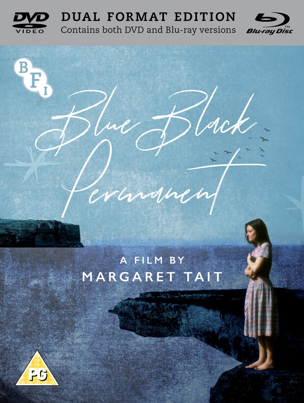 Blue Black Permanent - 1