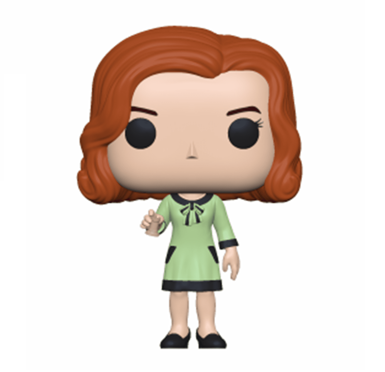Beth Harmon: The Queen's Gambit Pop Vinyl - 1