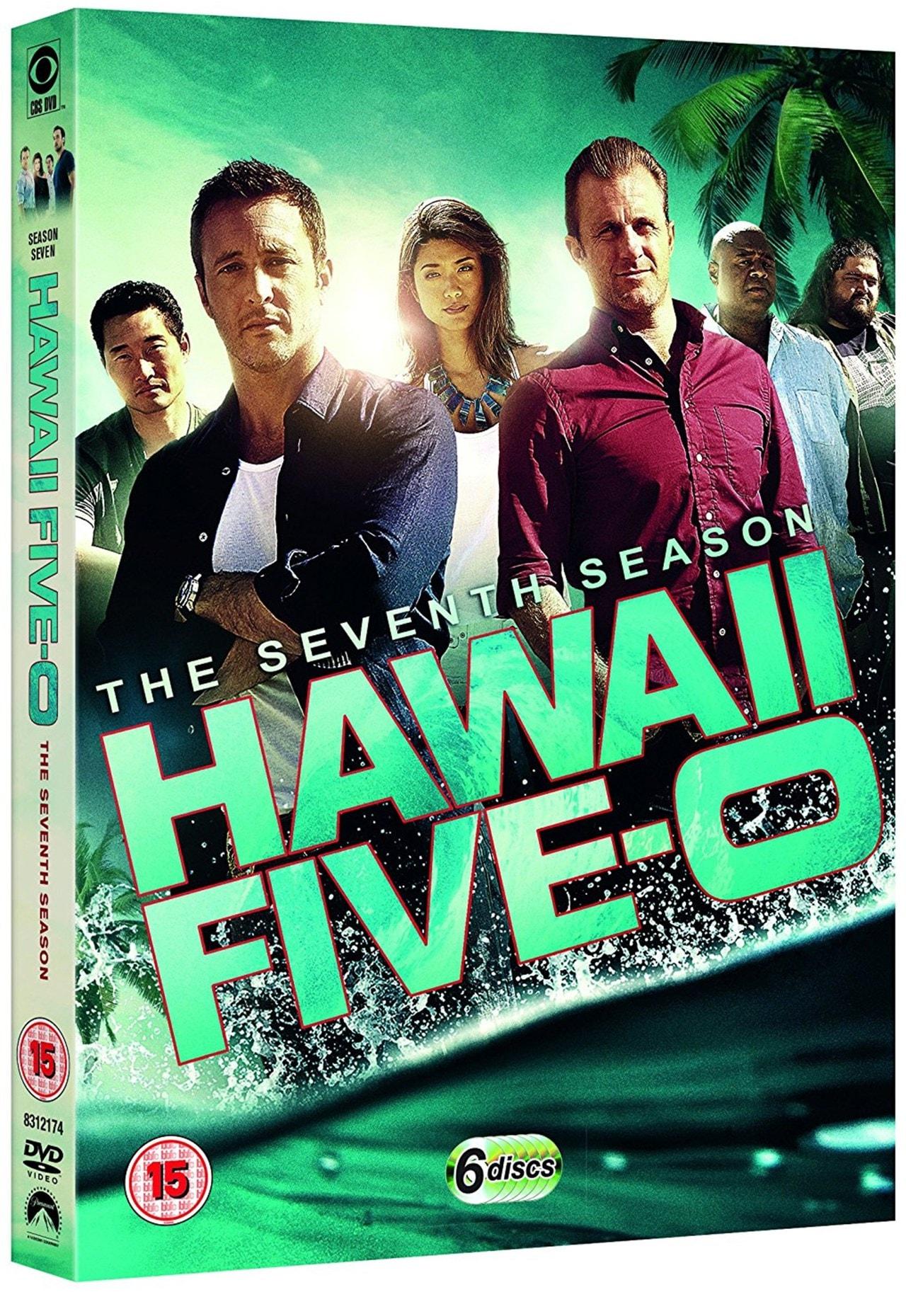 Hawaii Five-0: The Seventh Season - 2