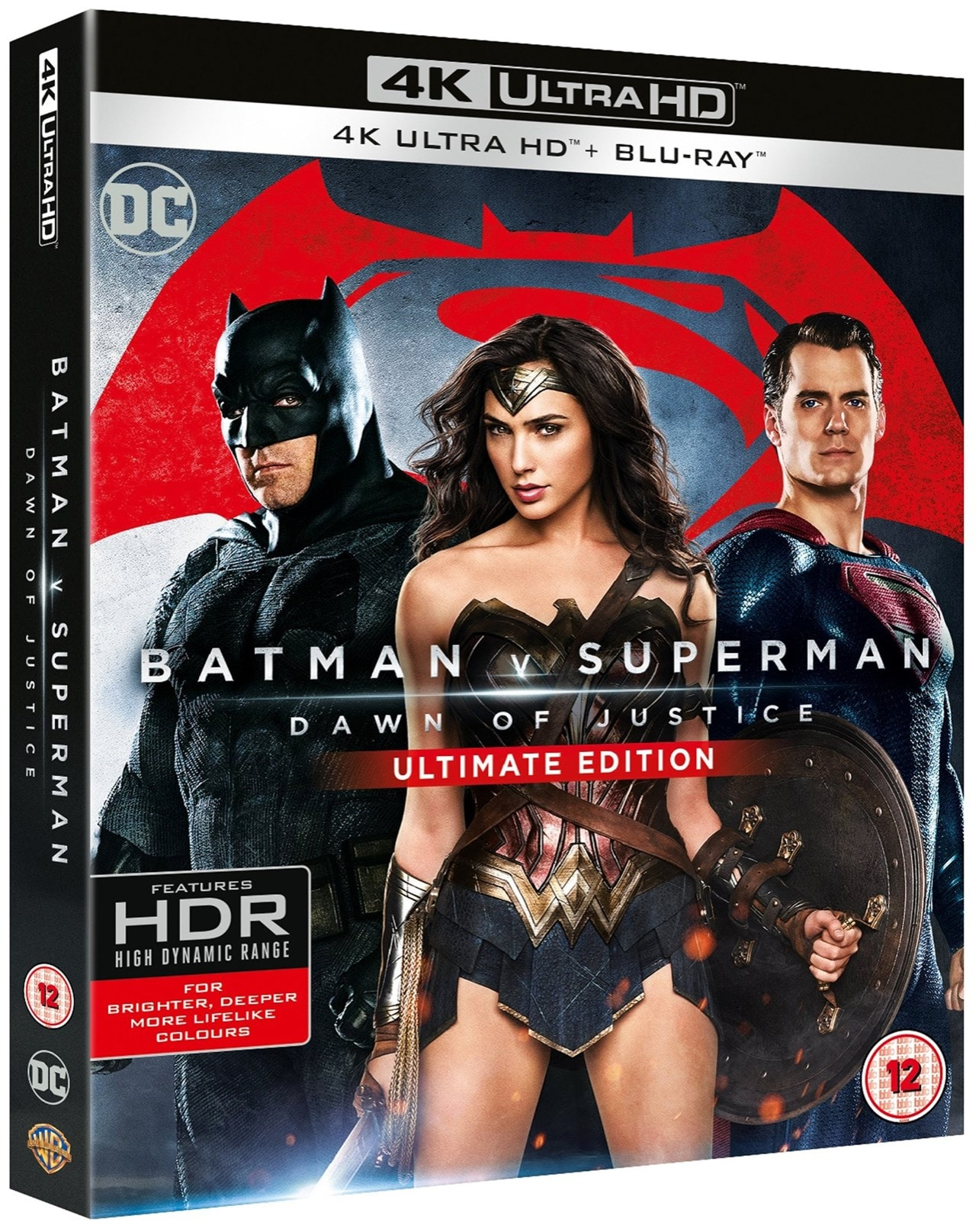 Batman V Superman - Dawn of Justice: Ultimate Edition - 2