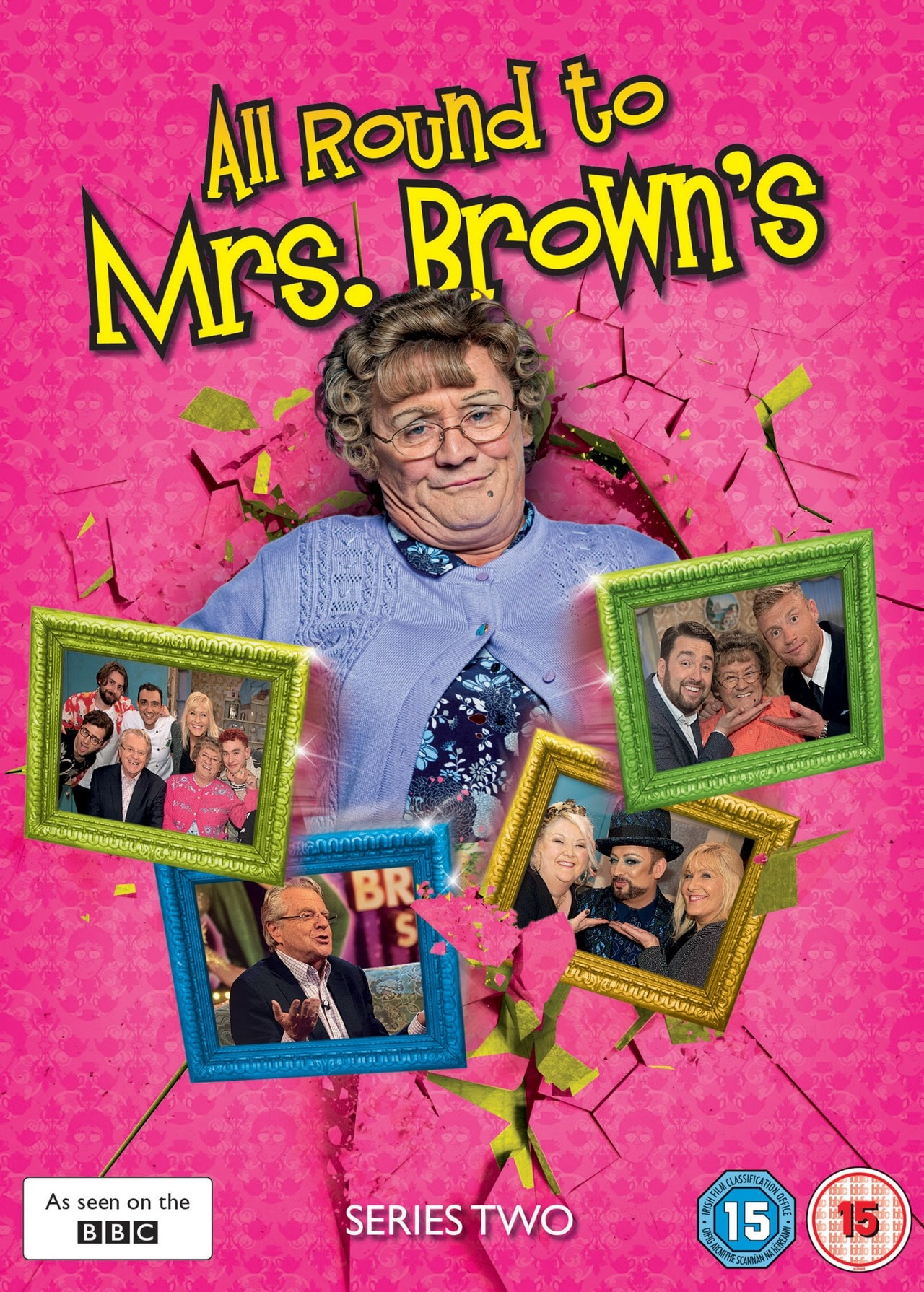 All Round to Mrs Brown's: Series 2 - 1