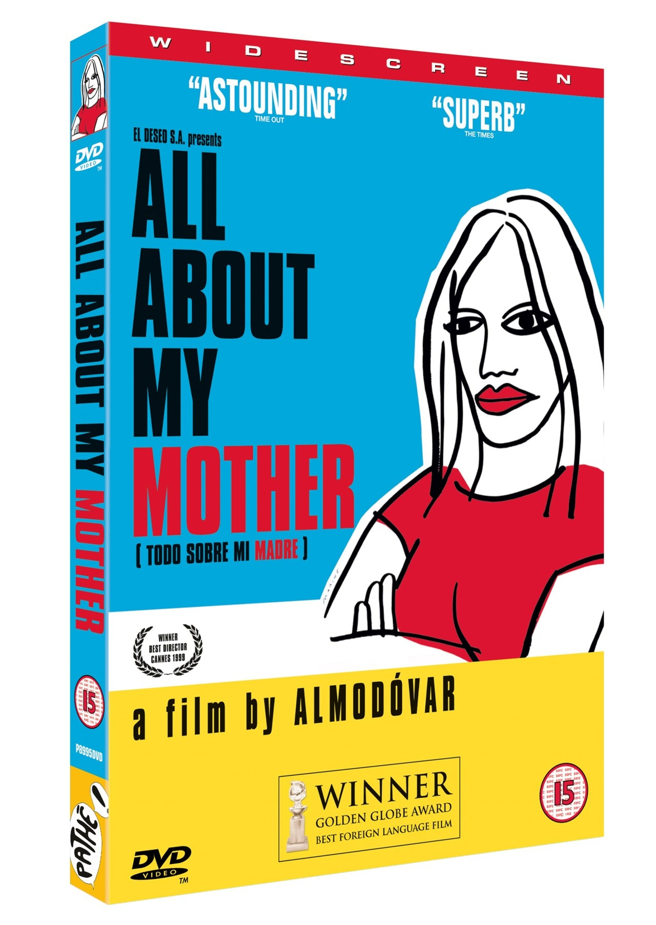 All About My Mother - 2