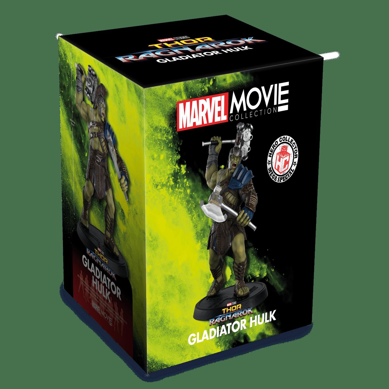 Gladiator Hulk: Marvel Mega Figurine: Hero Collector - 5
