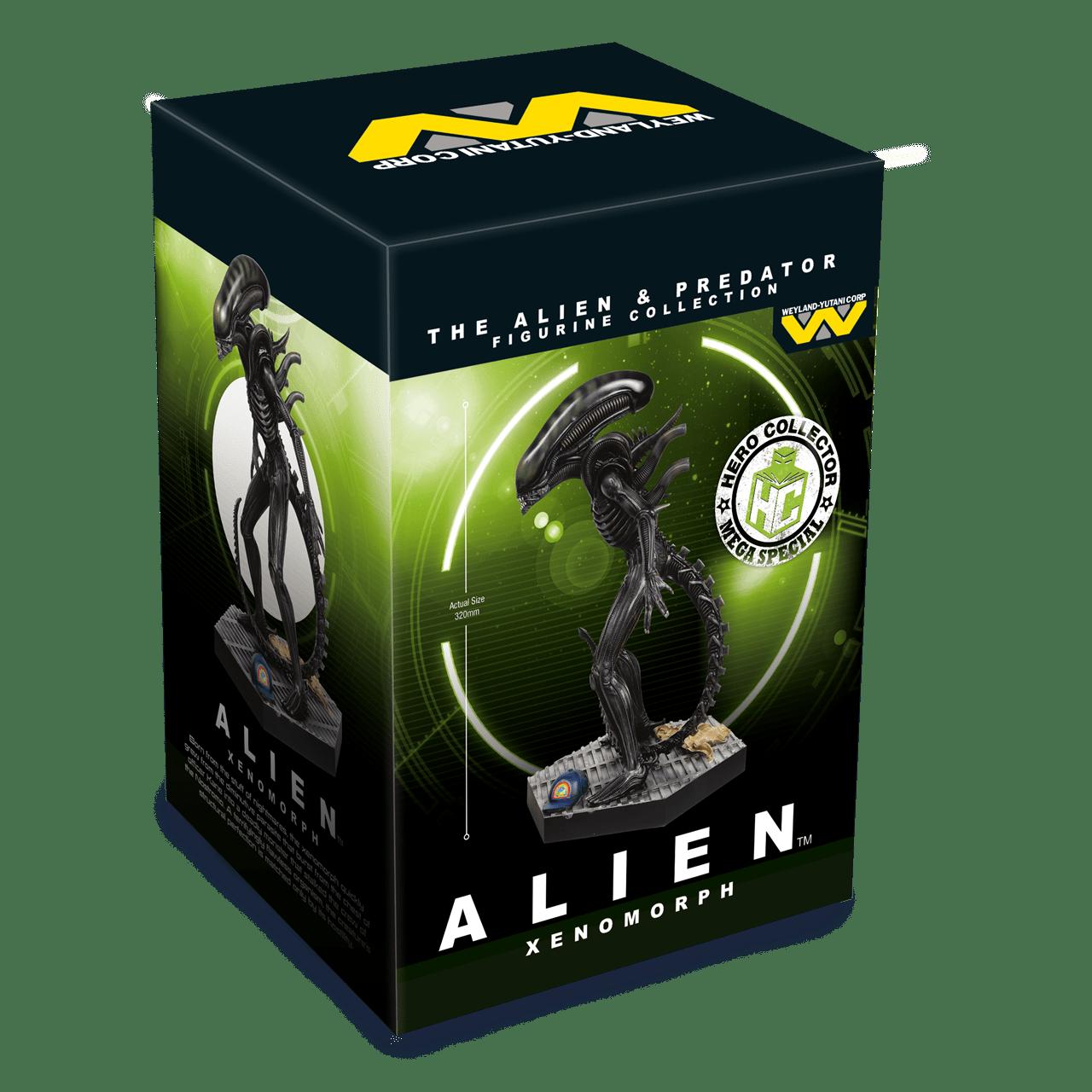 Alien: Xenomorph Mega Figurine: Hero Collector - 5