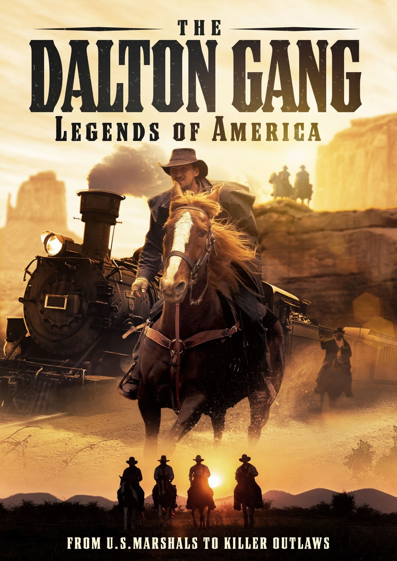 The Dalton Gang - Legends of America - 1