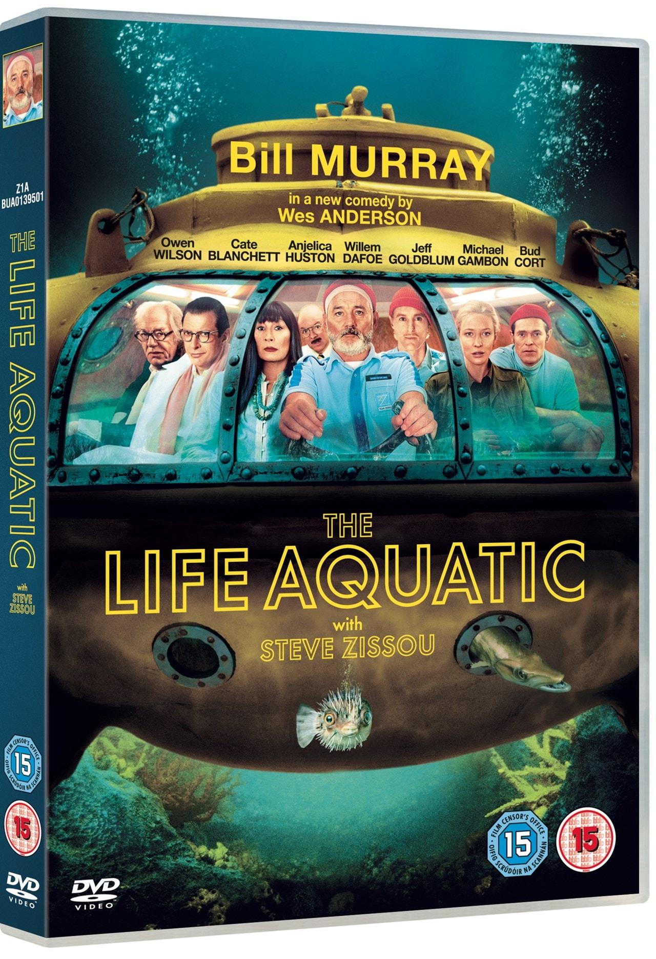 The Life Aquatic With Steve Zissou - 2
