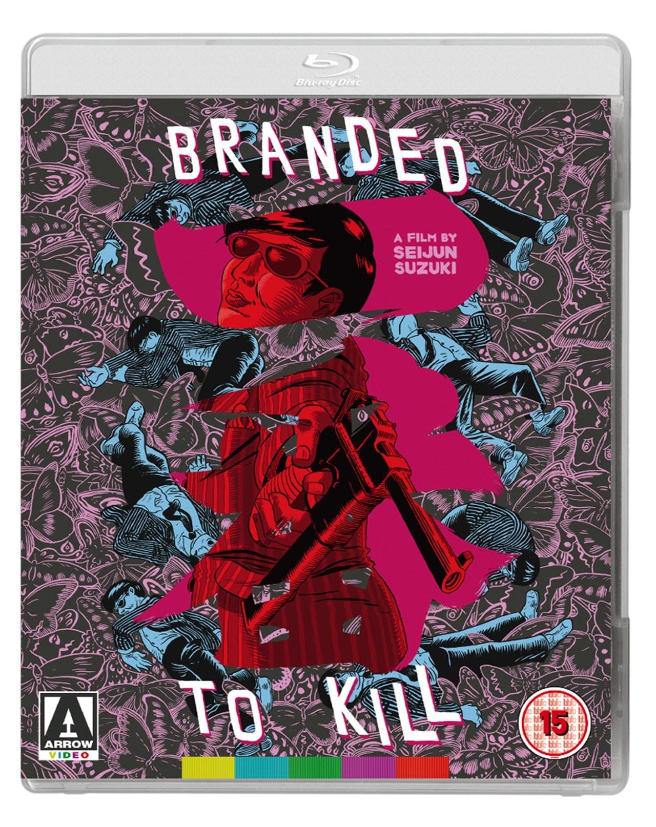Branded to Kill - 1