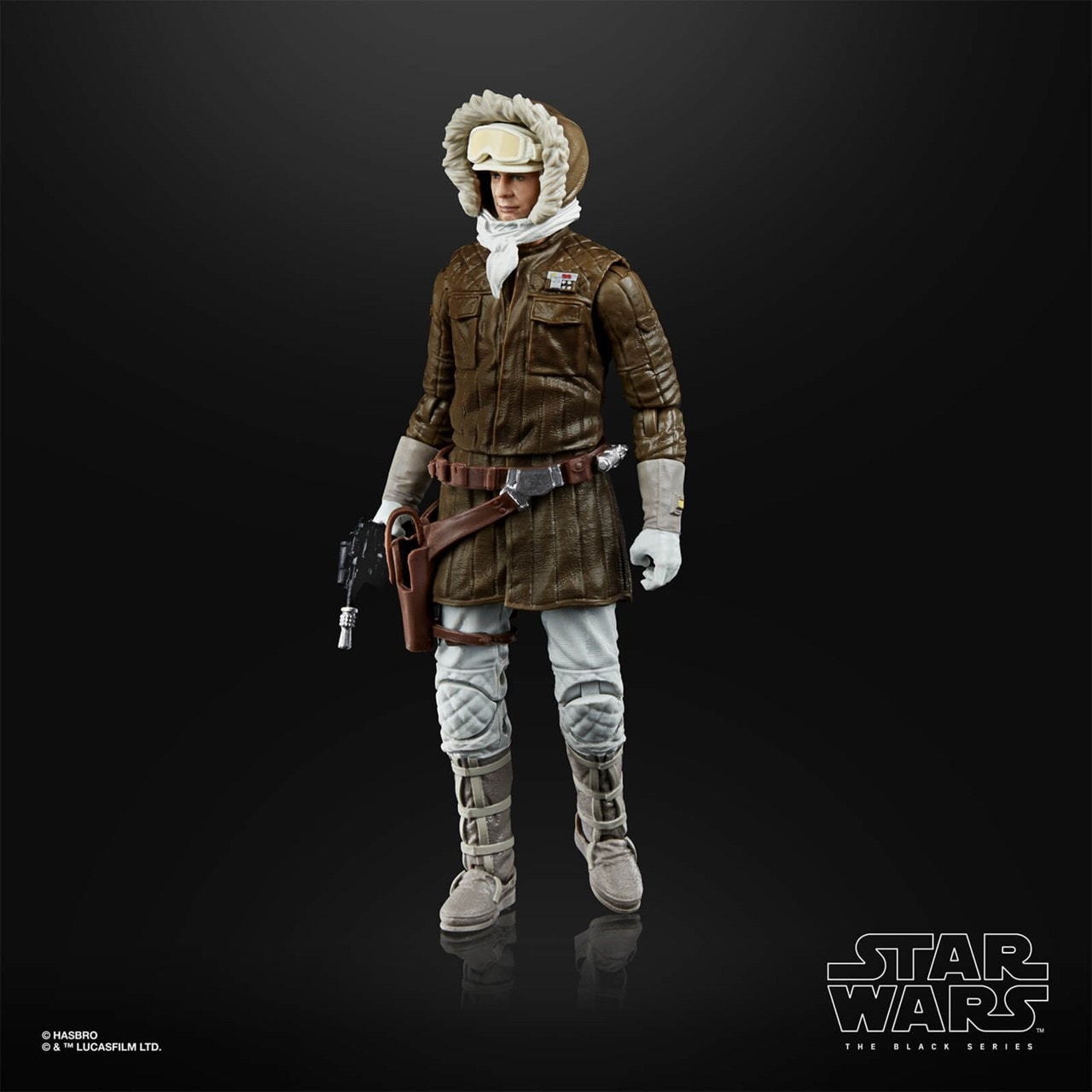Han Solo (Hoth): Black Series Archive: Star Wars Action Figure - 2