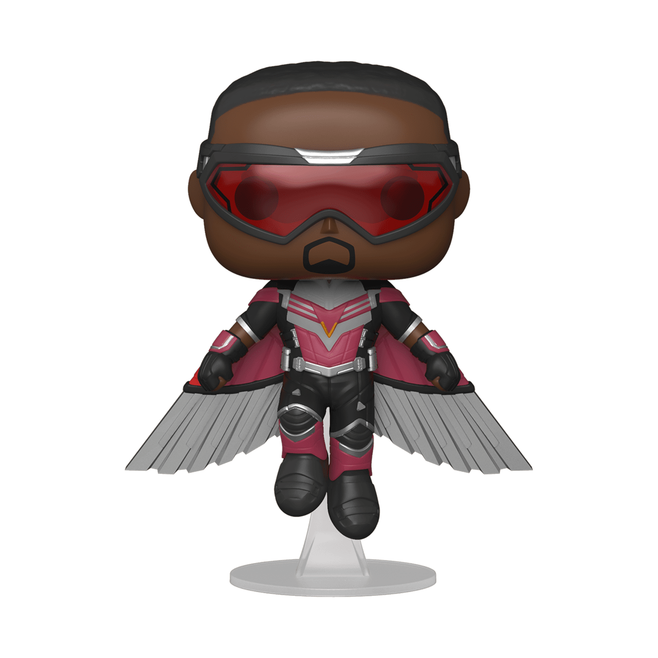 Flying Falcon (812) The Falcon & Winter Soldier: Marvel Pop Vinyl - 1