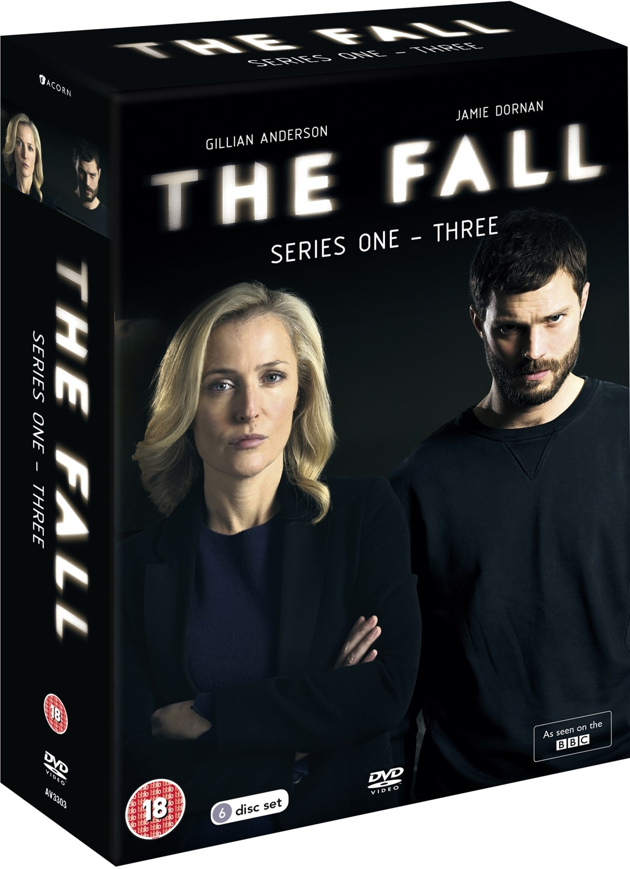The Fall: Series 1-3 - 2