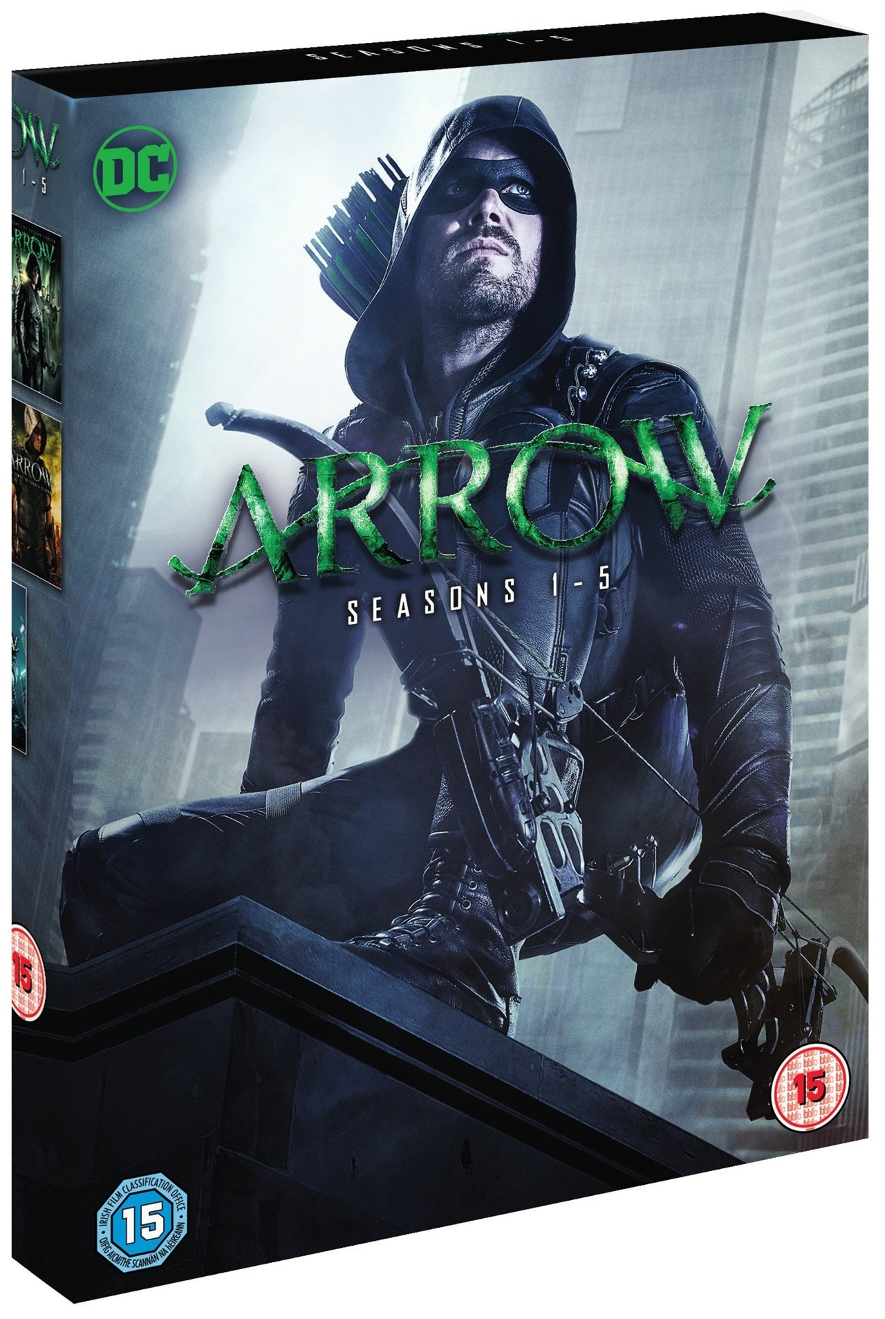 Arrow: Seasons 1-5 - 2