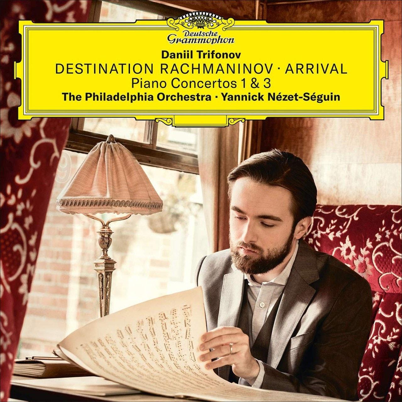 Daniil Trifonov: Destination Rachmaninov - Arrival: Piano Concertos 1 & 3 - 1