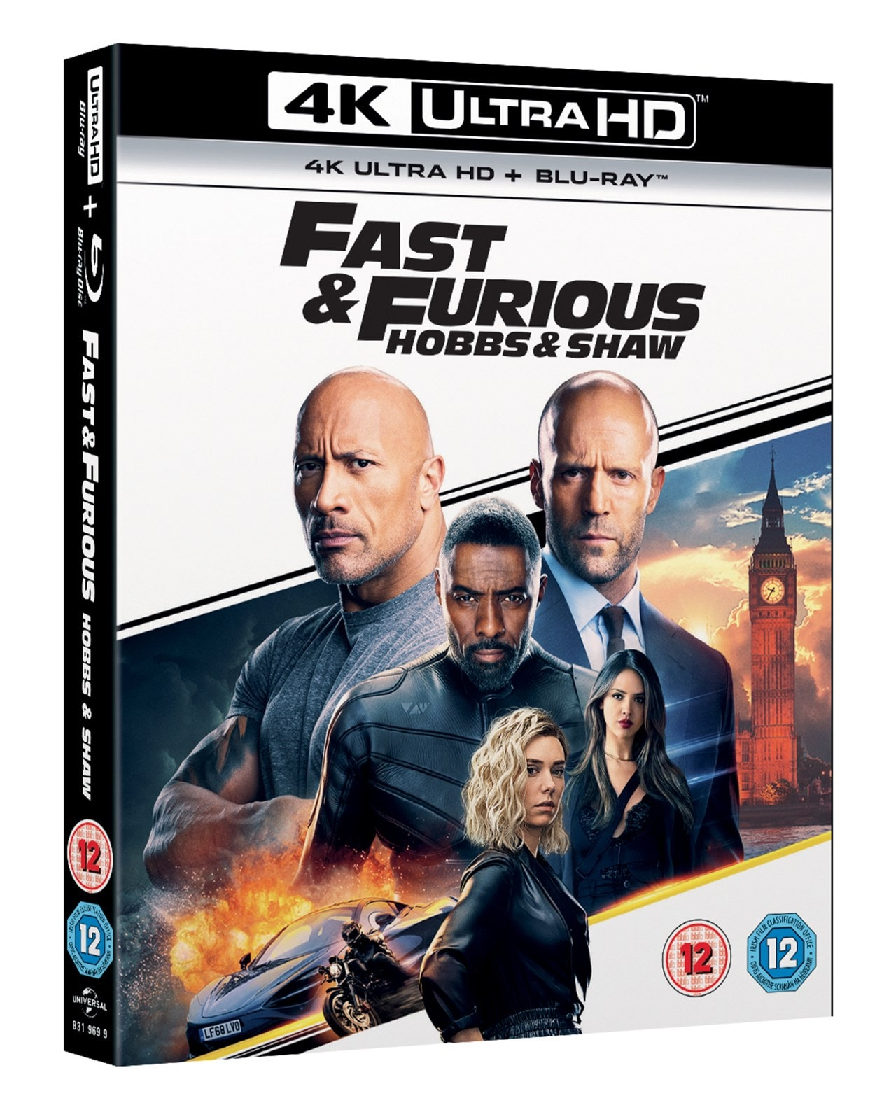 Fast & Furious Presents: Hobbs & Shaw - 2