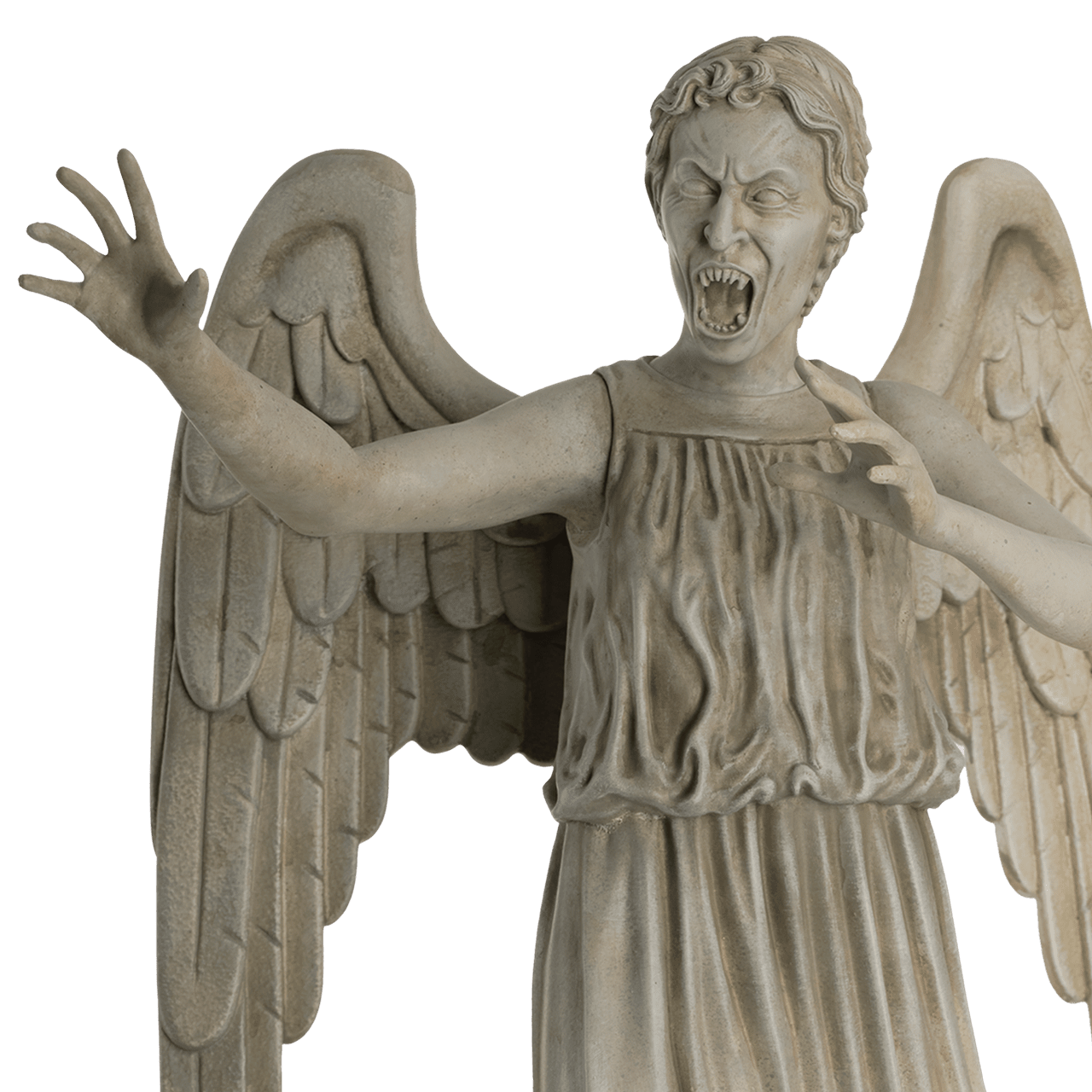 Weeping Angel: Doctor Who Mega Figurine (online only) Hero Collector - 4