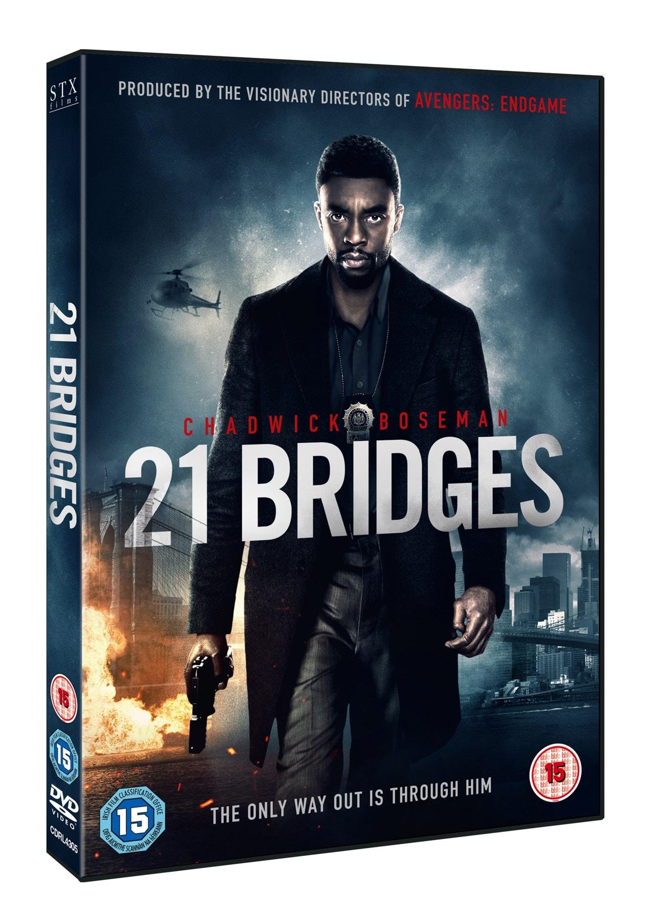 21 Bridges - 2
