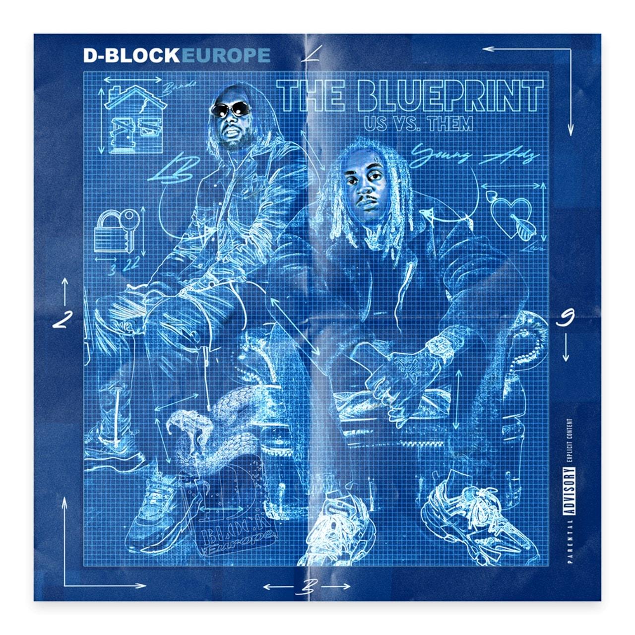 The Blueprint - Us Vs. Them - 1