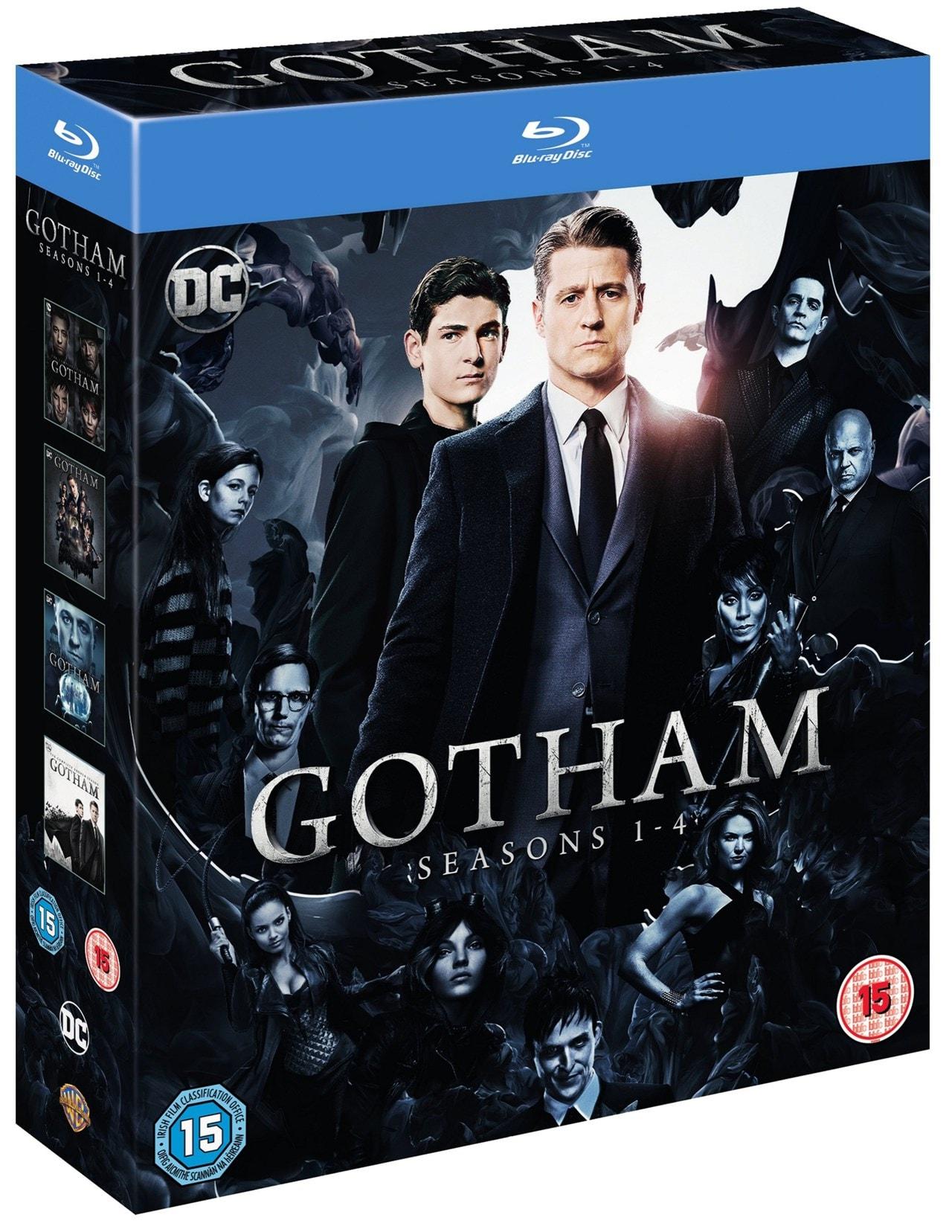 Gotham: Seasons 1-4 - 2