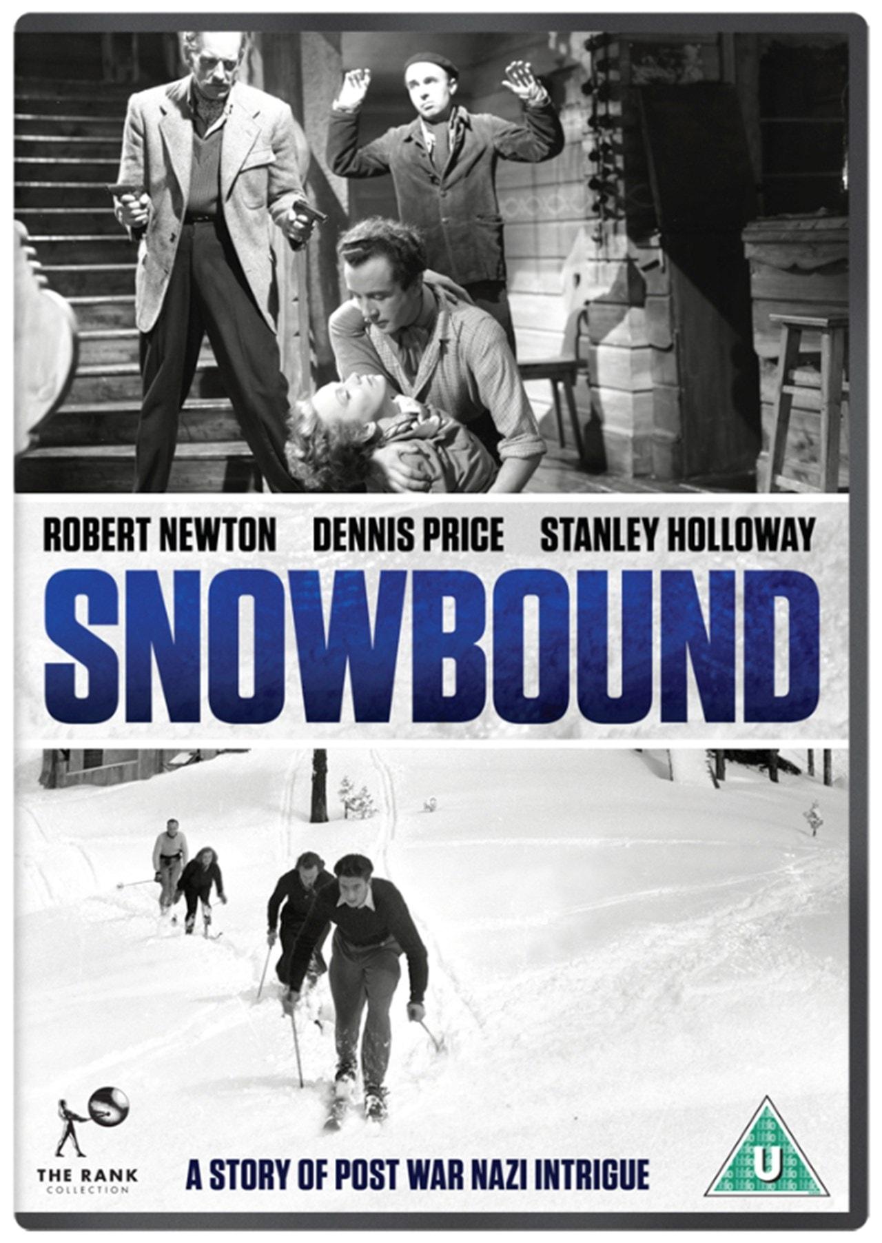 Alt Rock: Snowbound Share Retrovertigo | Overblown