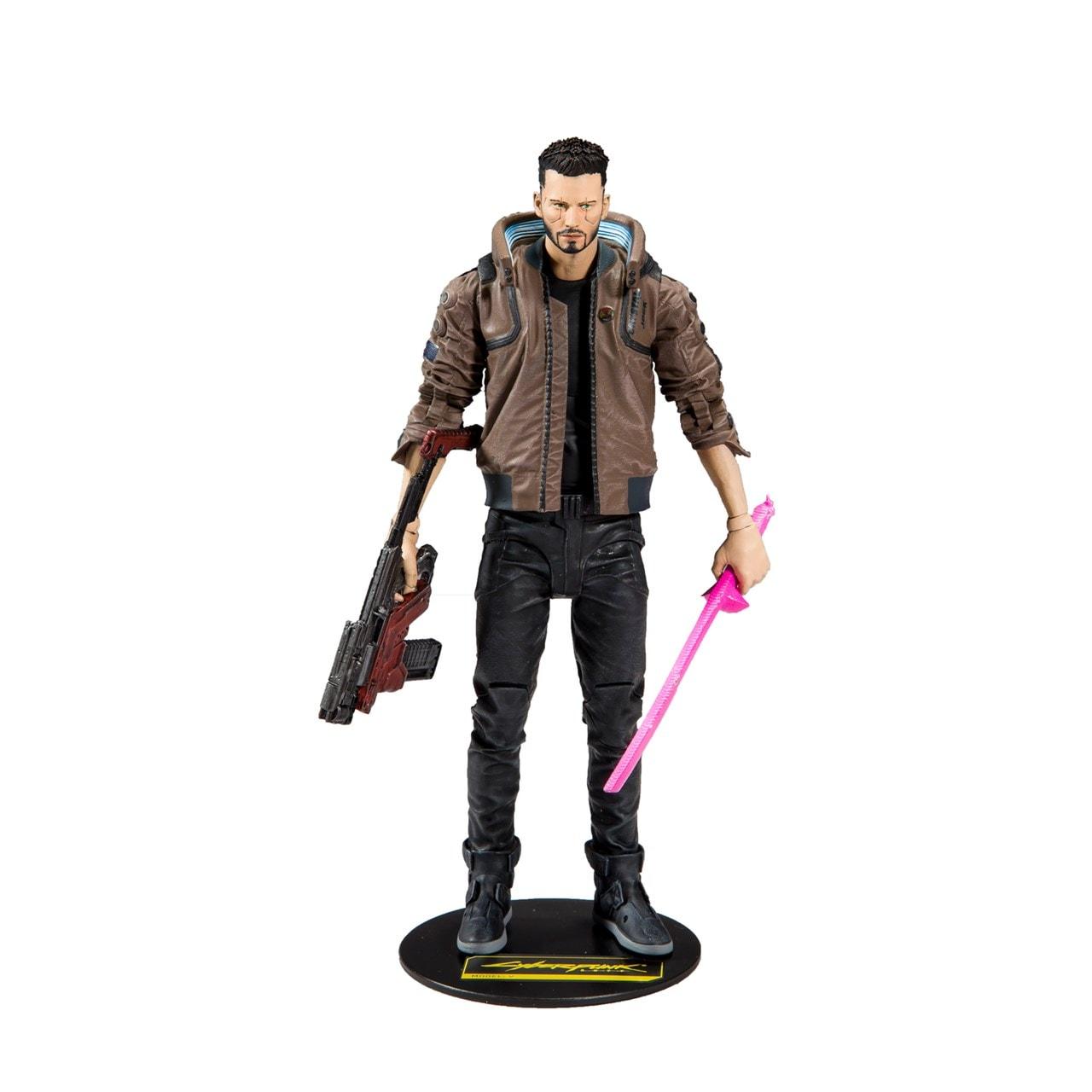 Cyberpunk 2077: V Male Figurine - 2