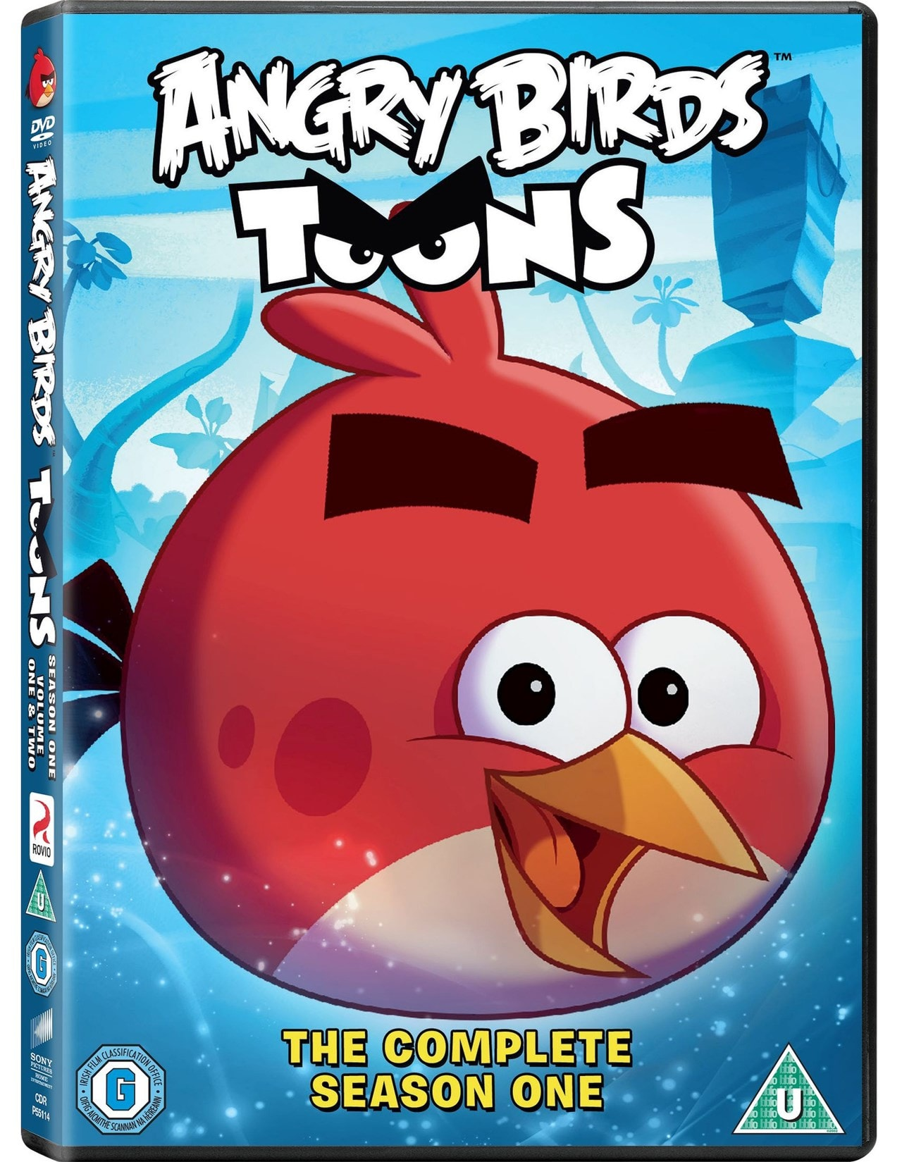 Angry Birds Toons: The Complete Season 1 - 1