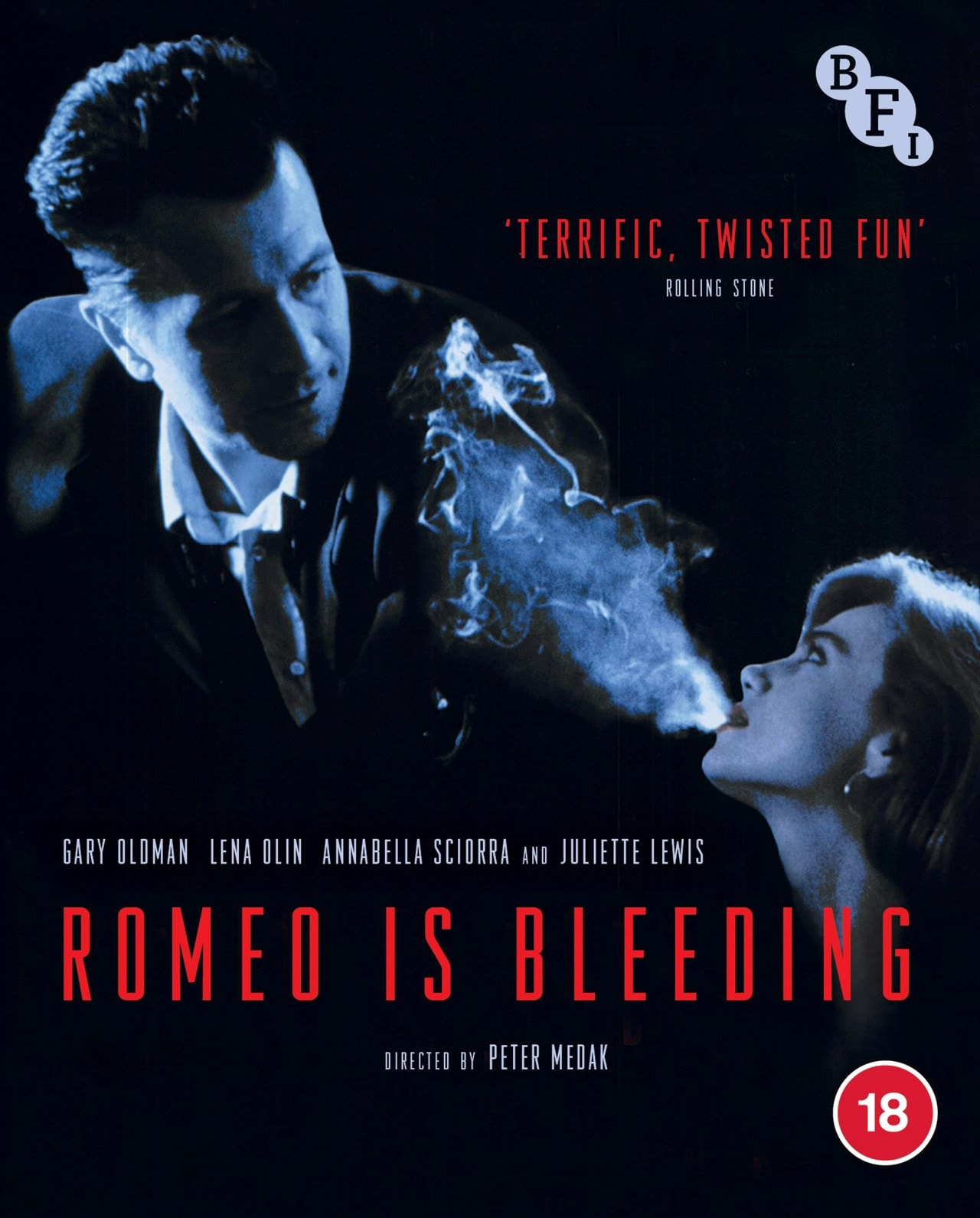 Romeo Is Bleeding - 1