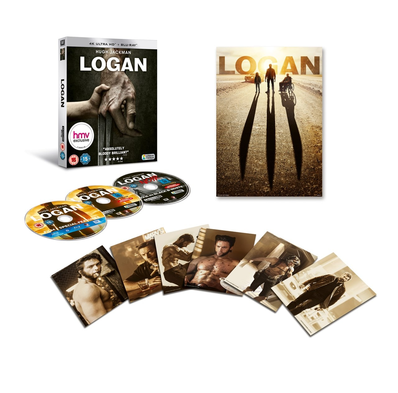 Logan (hmv Exclusive) - 3