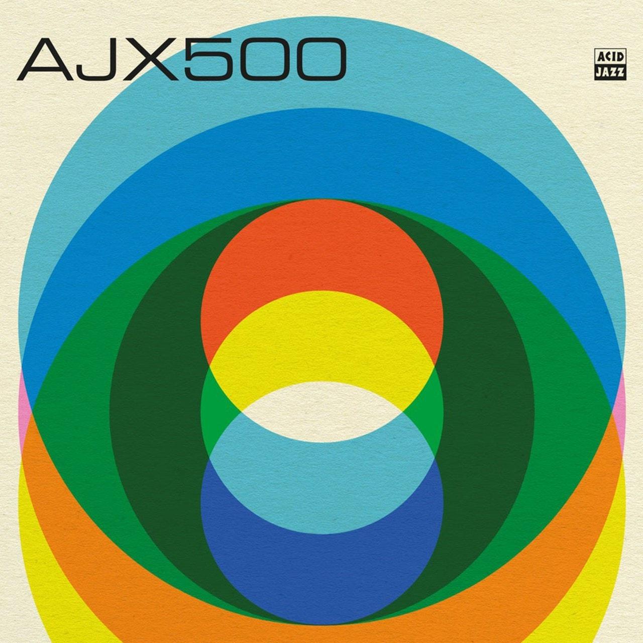 AJX500 - 1