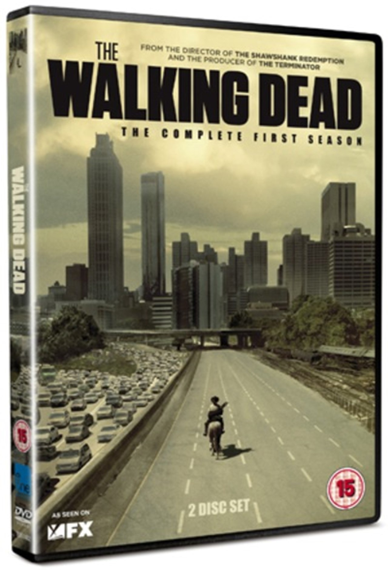 The Walking Dead: The Complete First Season - 1