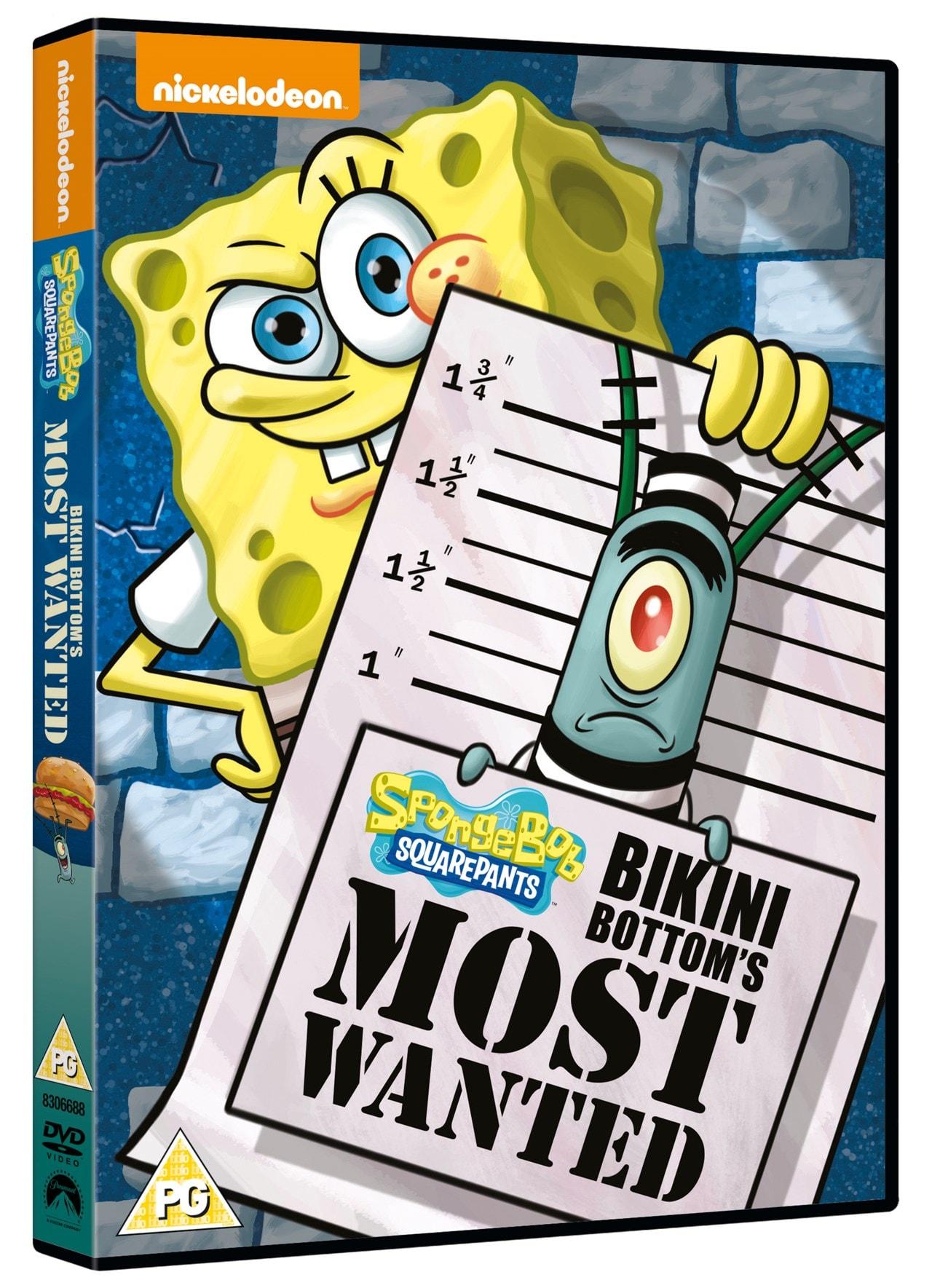 SpongeBob Squarepants: Bikini Bottom's Most Wanted - 2
