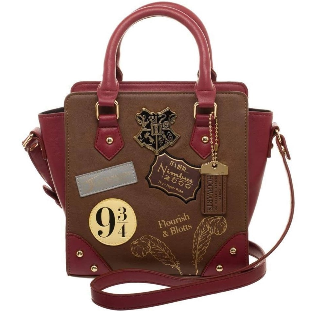 Harry Potter: Hogwarts Express 9 3/4 Handbag - 1