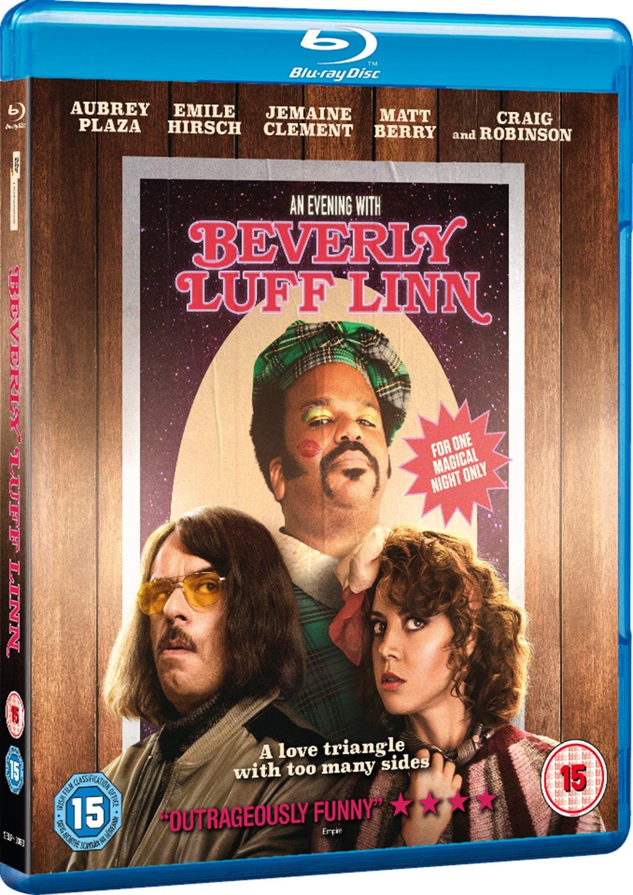 An Evening With Beverly Luff Linn - 2