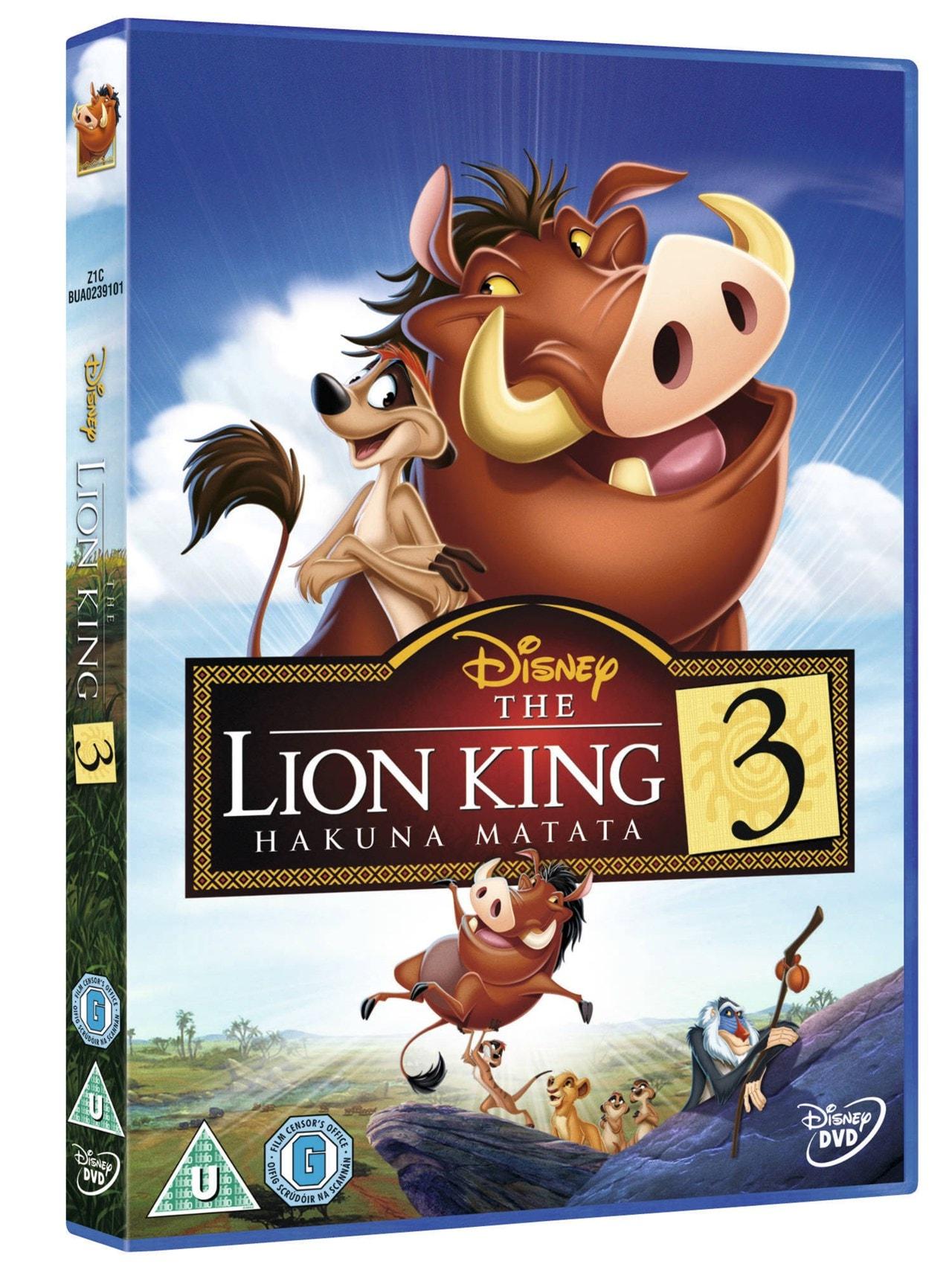 The Lion King 3 - Hakuna Matata - 2
