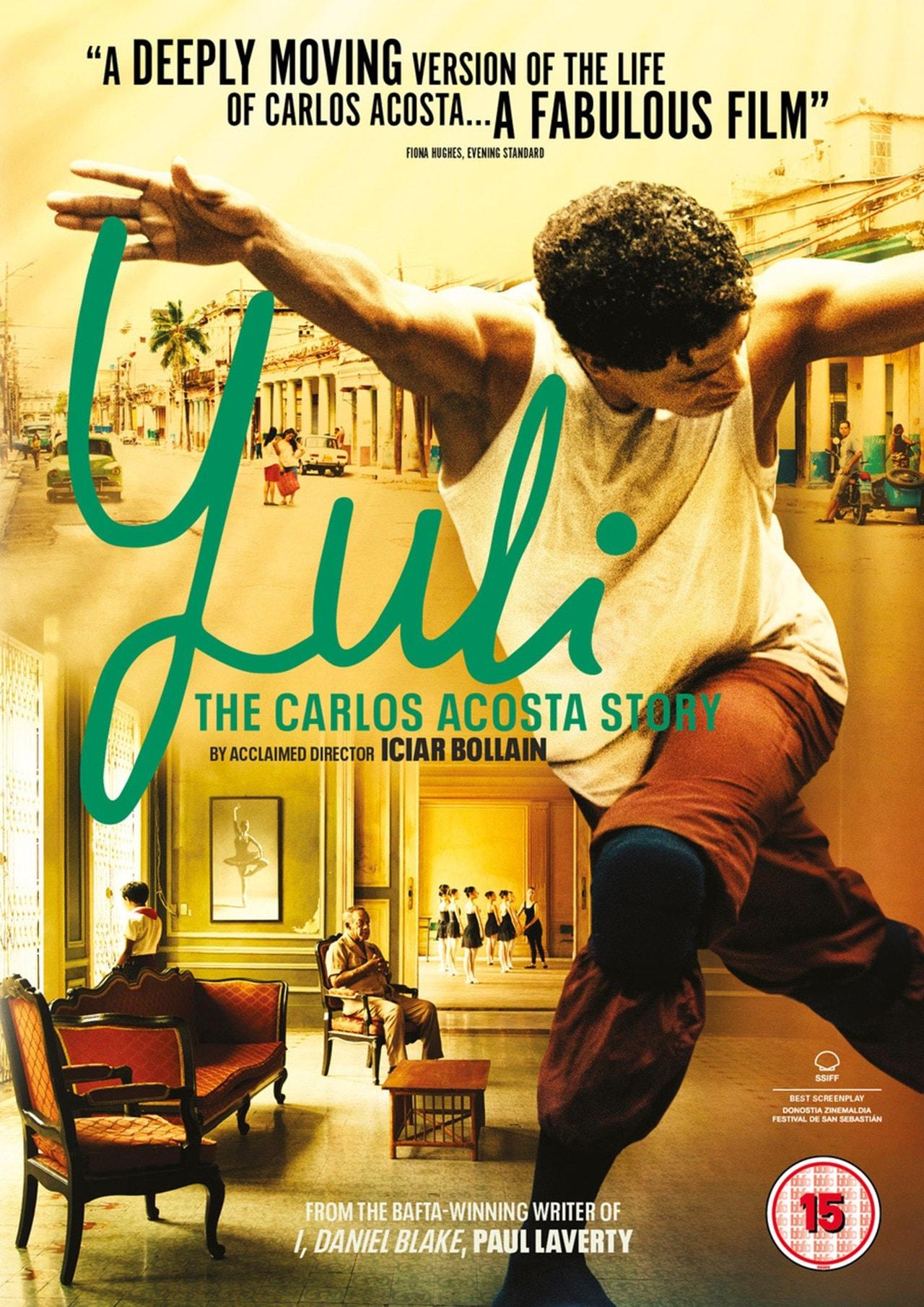 Yuli - The Carlos Acosta Story - 1
