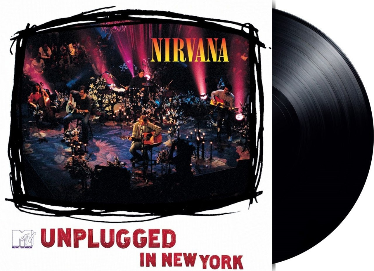 MTV Unplugged in New York - 1