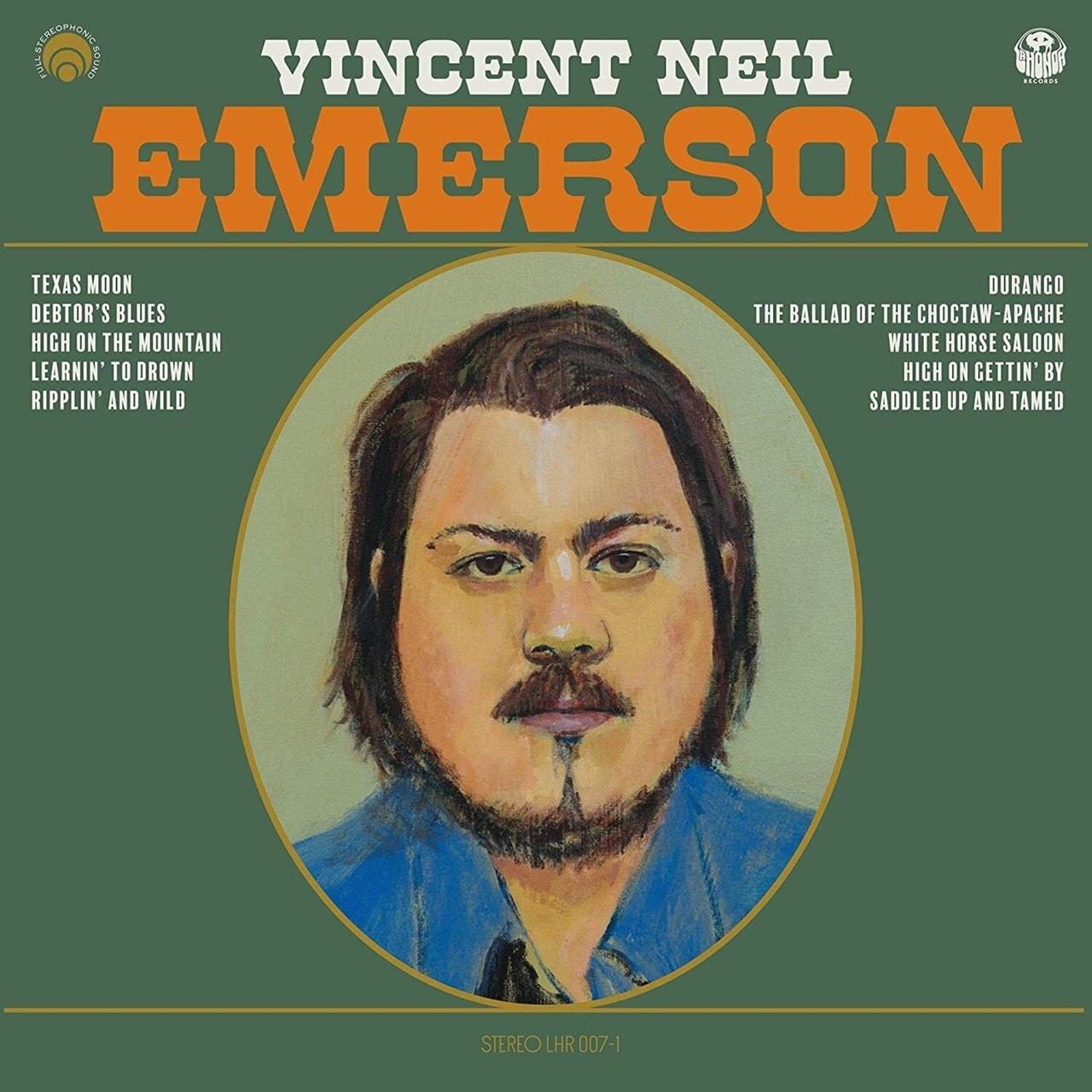 Vincent Neil Emerson - 1