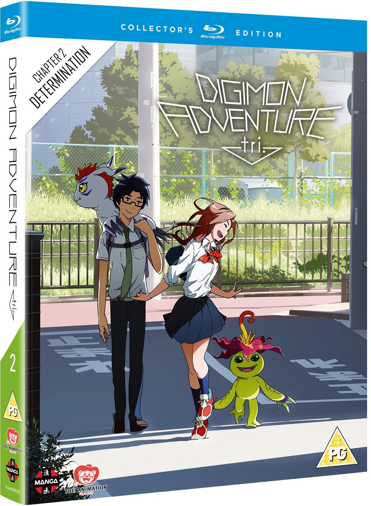 Digimon Adventure Tri: Chapter 2 - Determination - 2