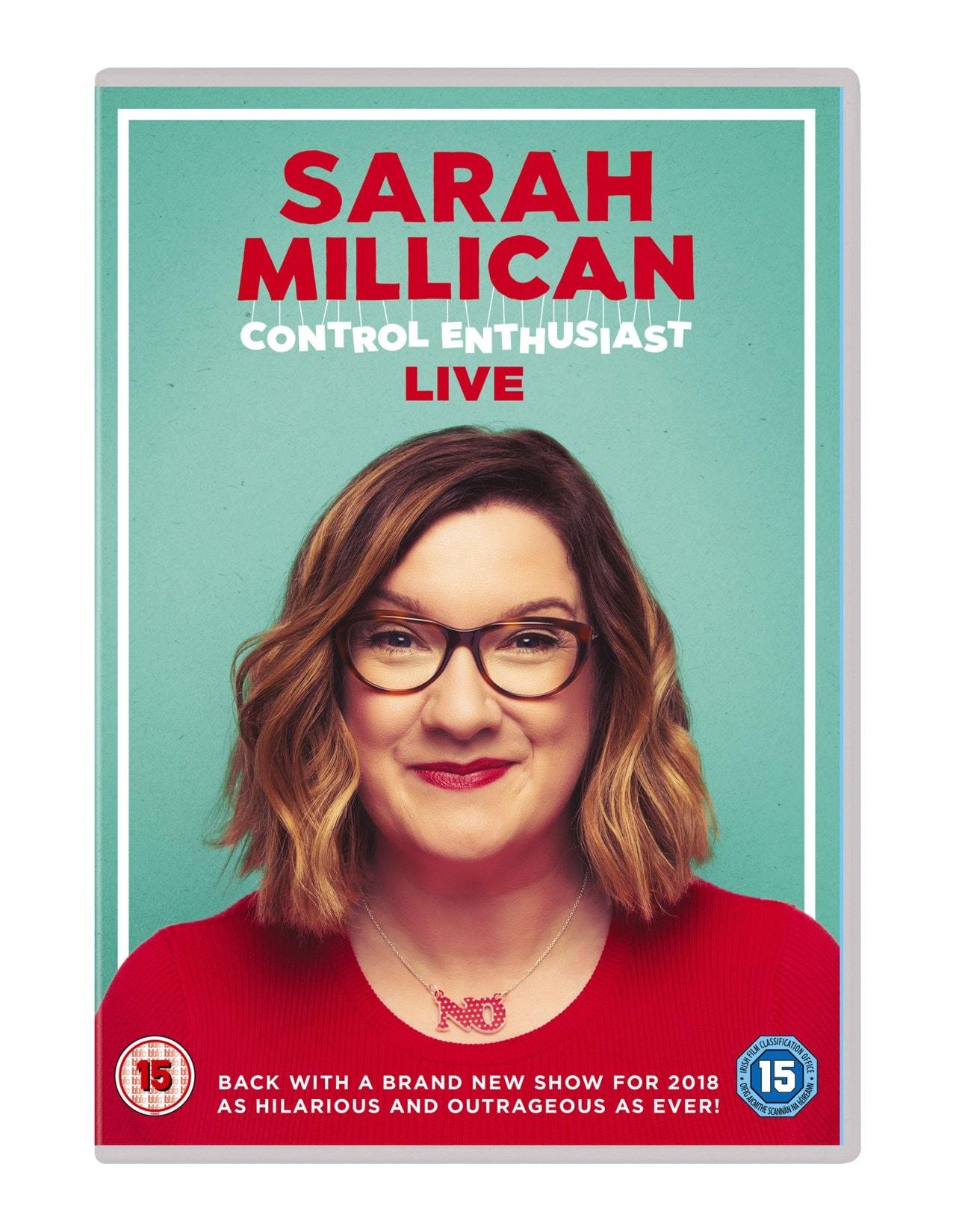 Sarah Millican: Control Enthusiast - Live - 1