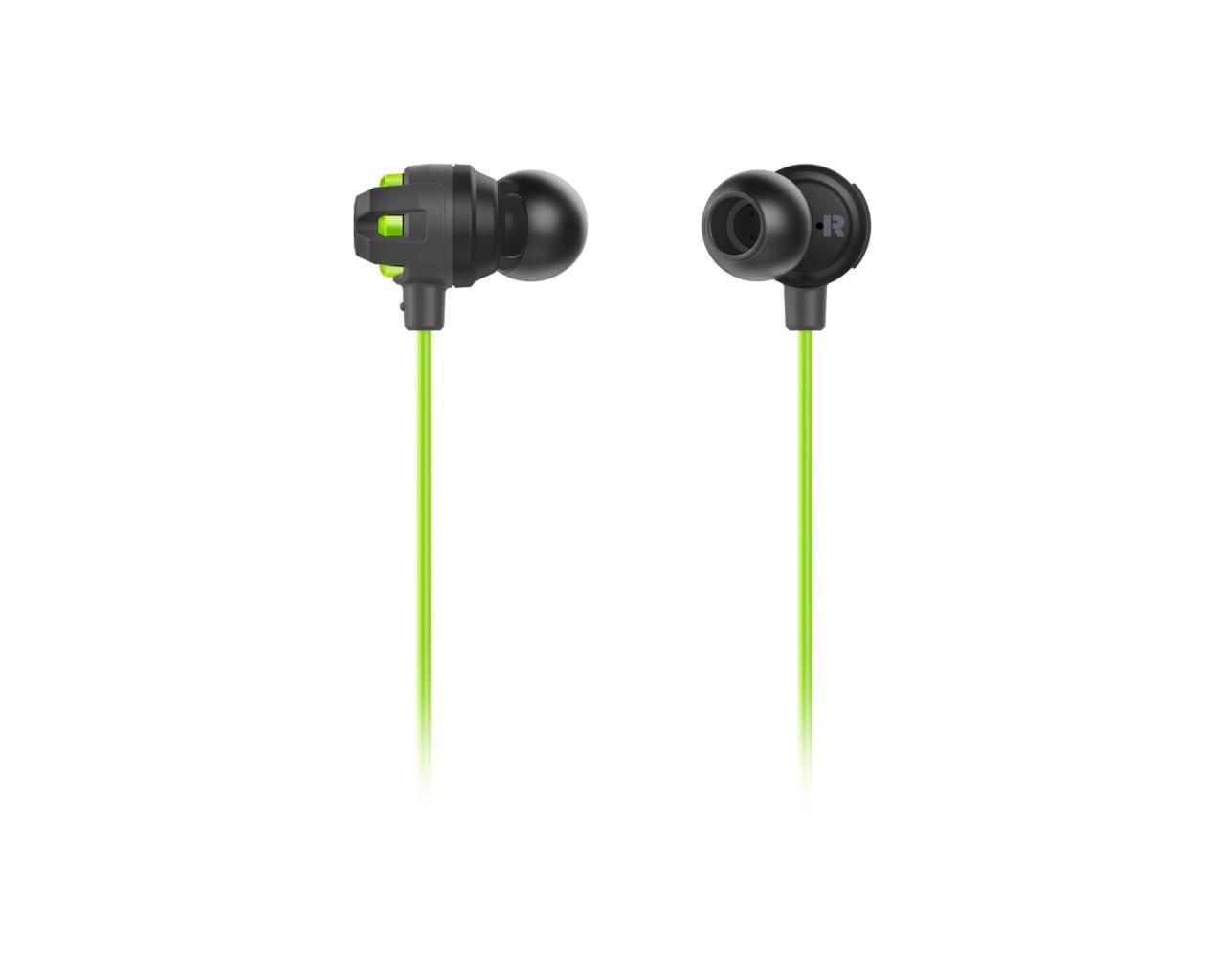 JVC Xtreme Xplosives Green Bluetooth Earphones - 2
