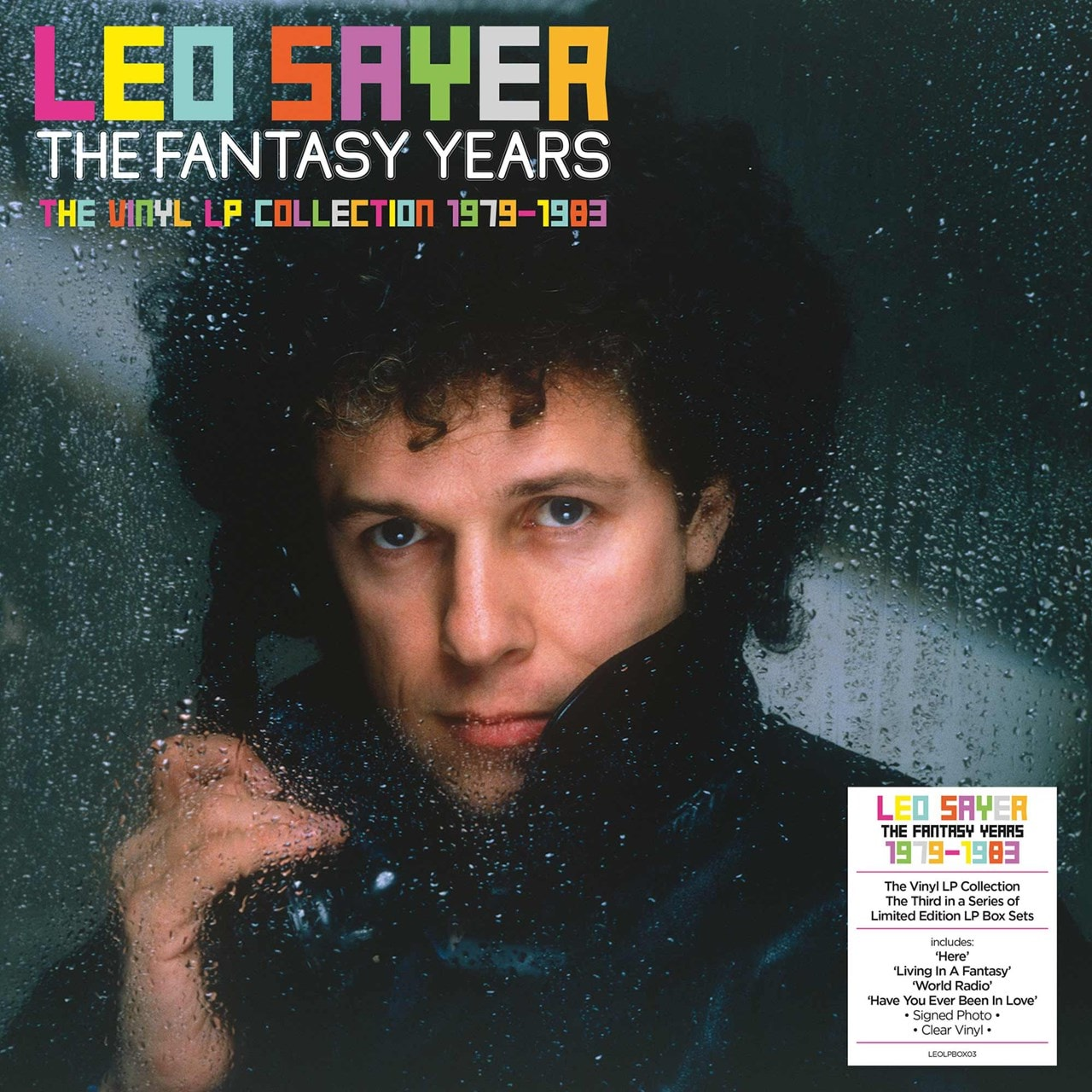 The Fantasy Years: The Vinyl LP Collection 1979-1983 - 1