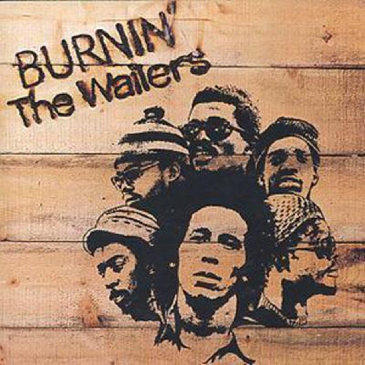 Burnin' - 1