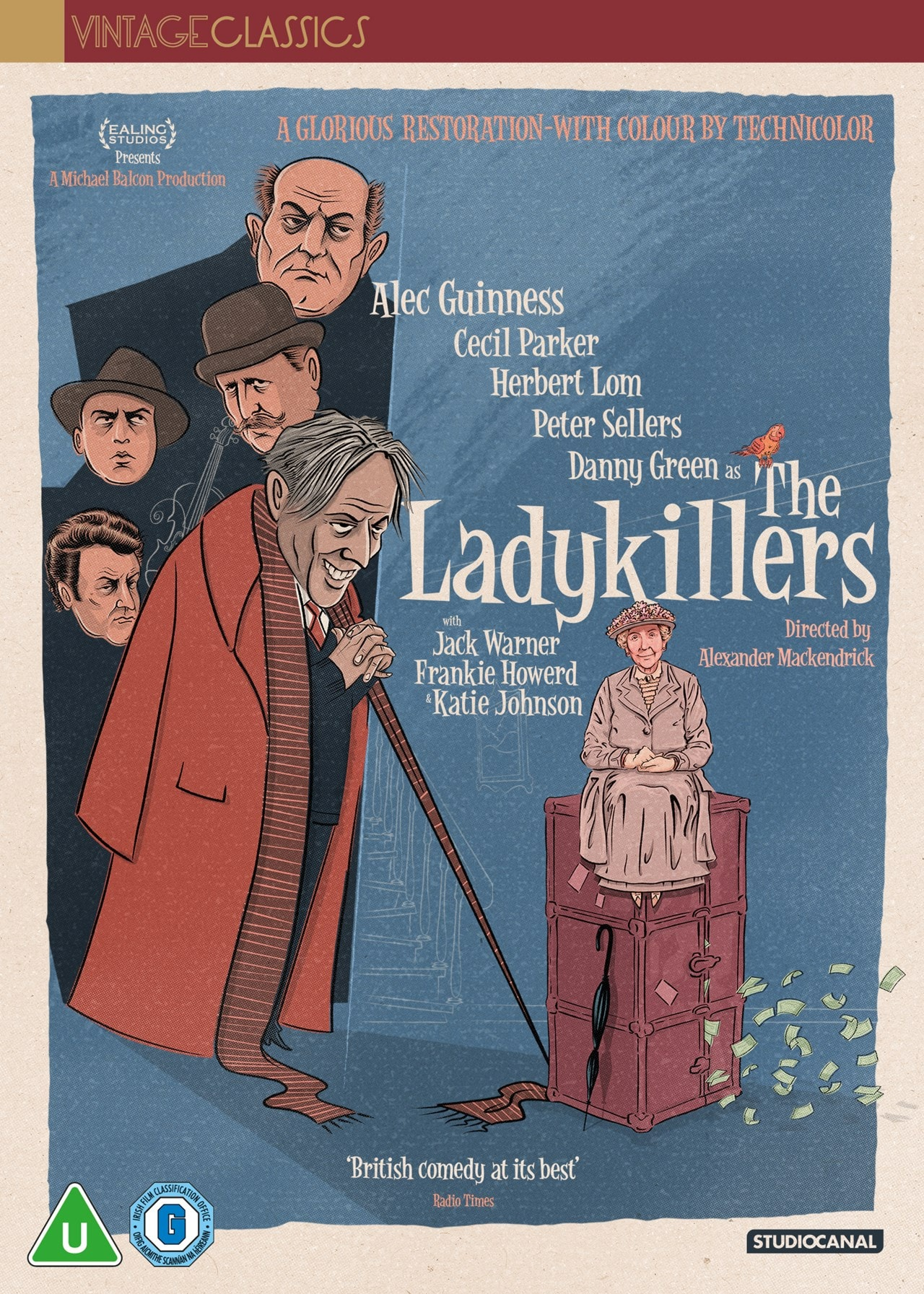 The Ladykillers - 1